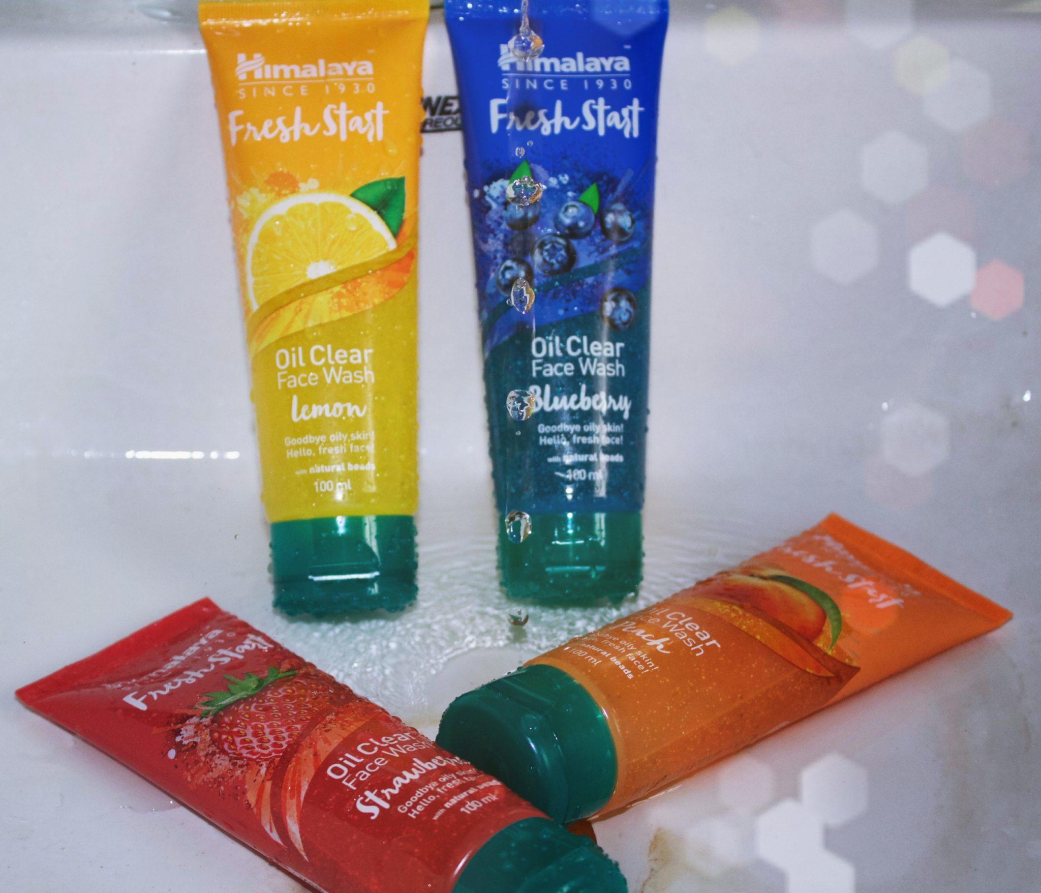 Himalaya Oil Clear Face Wash