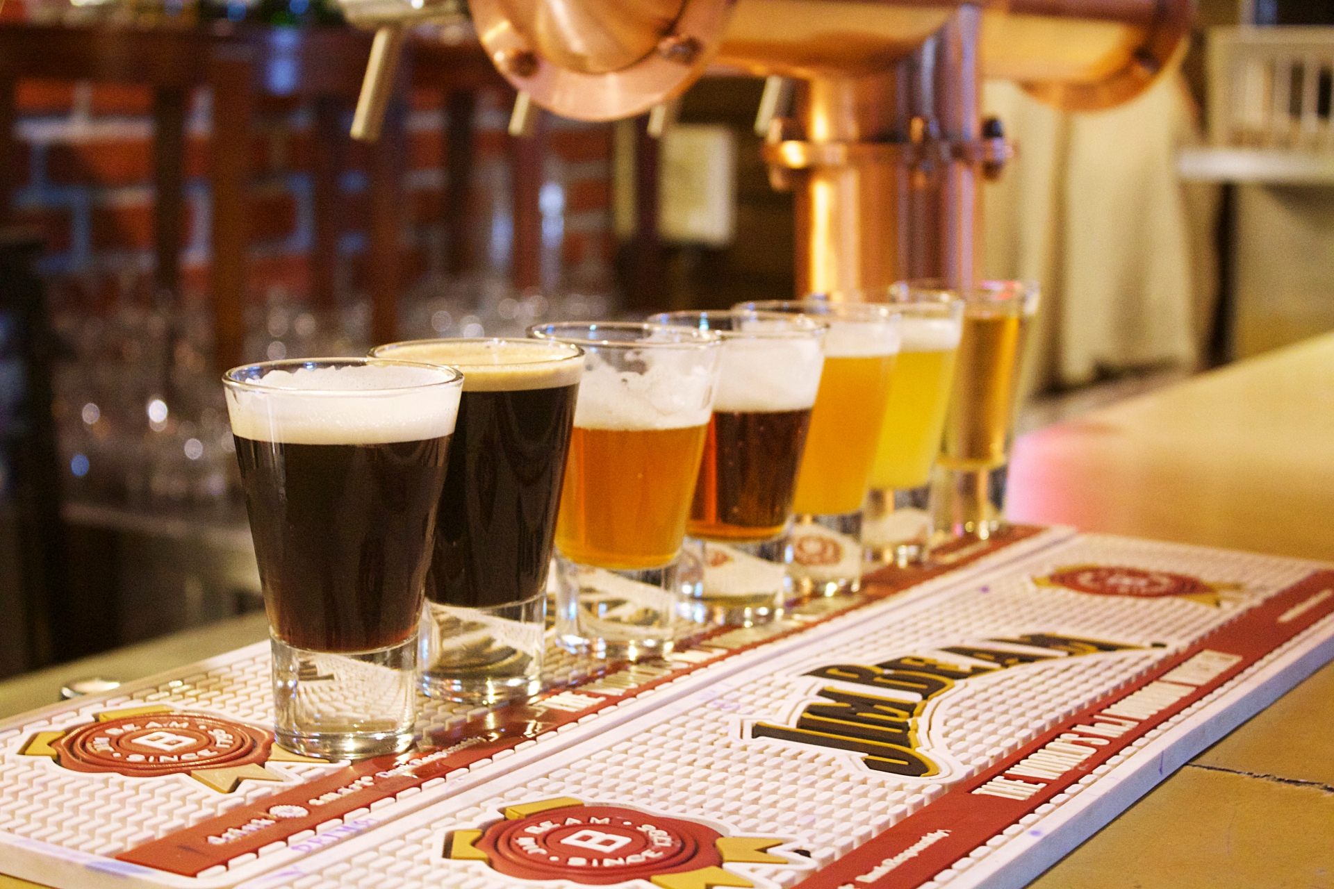 Beer Tasting 1st Brewhouse Pune