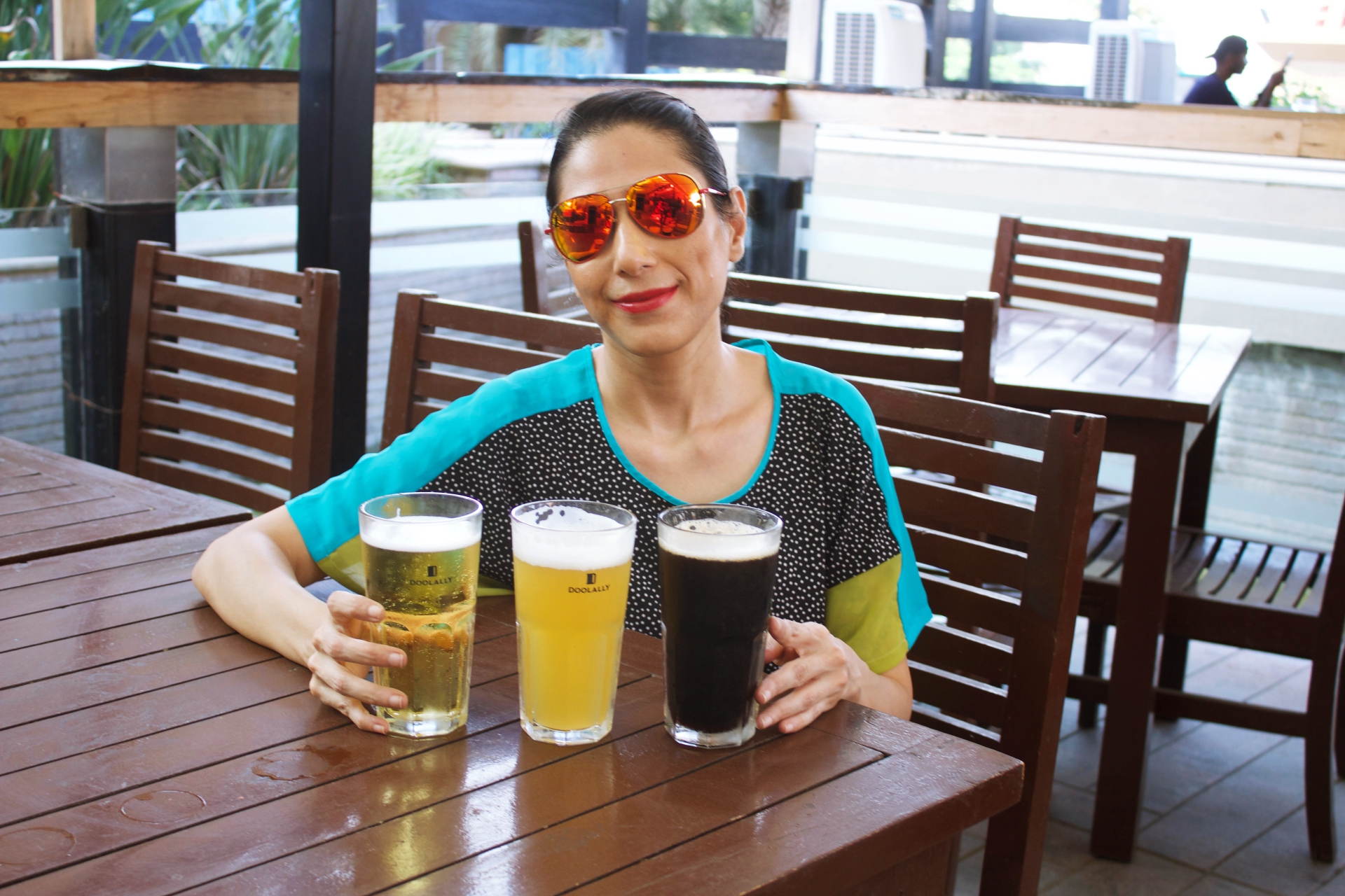 Doolally on tap 1st Brewhouse Pune