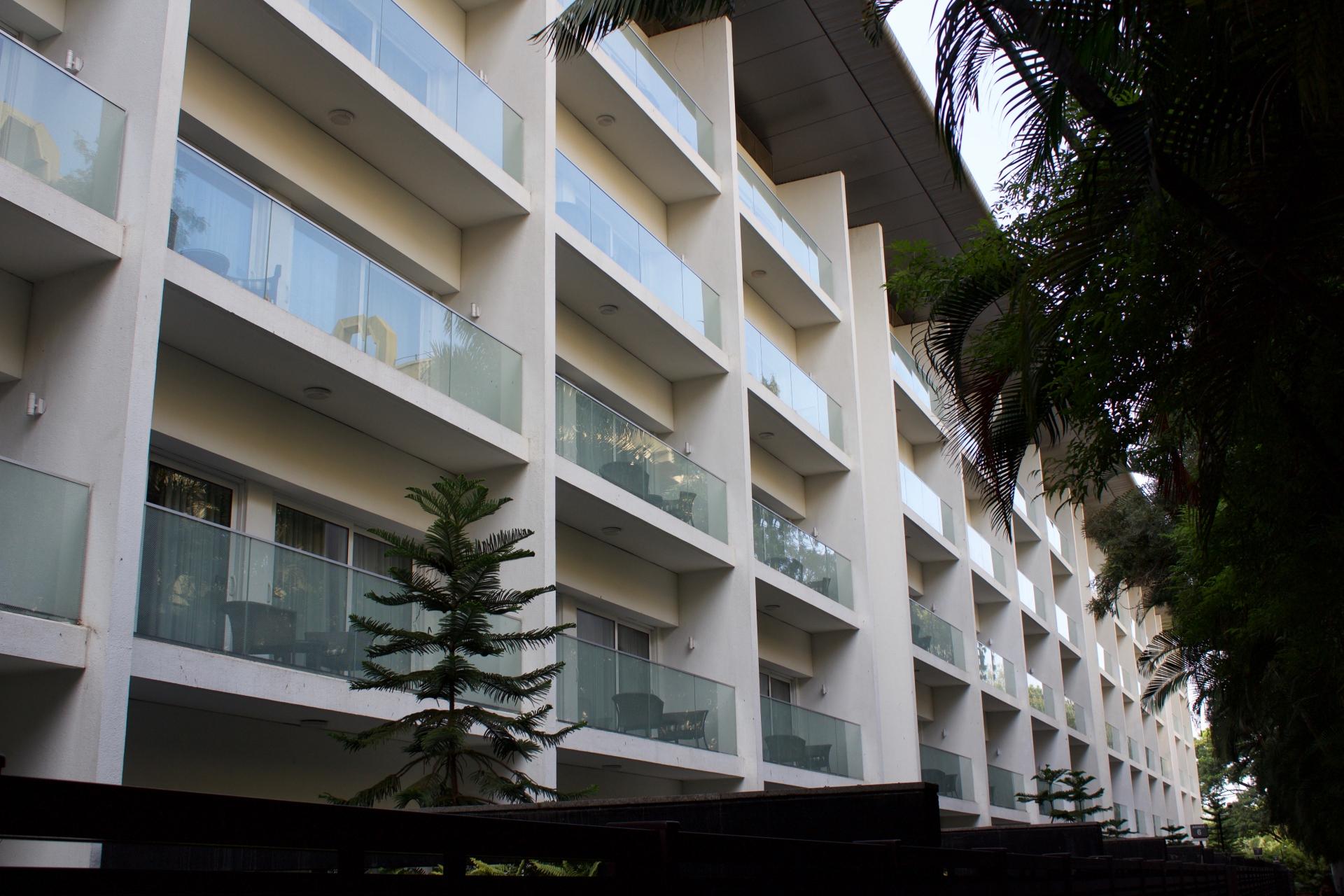 Marriott Suites Pune Architecture