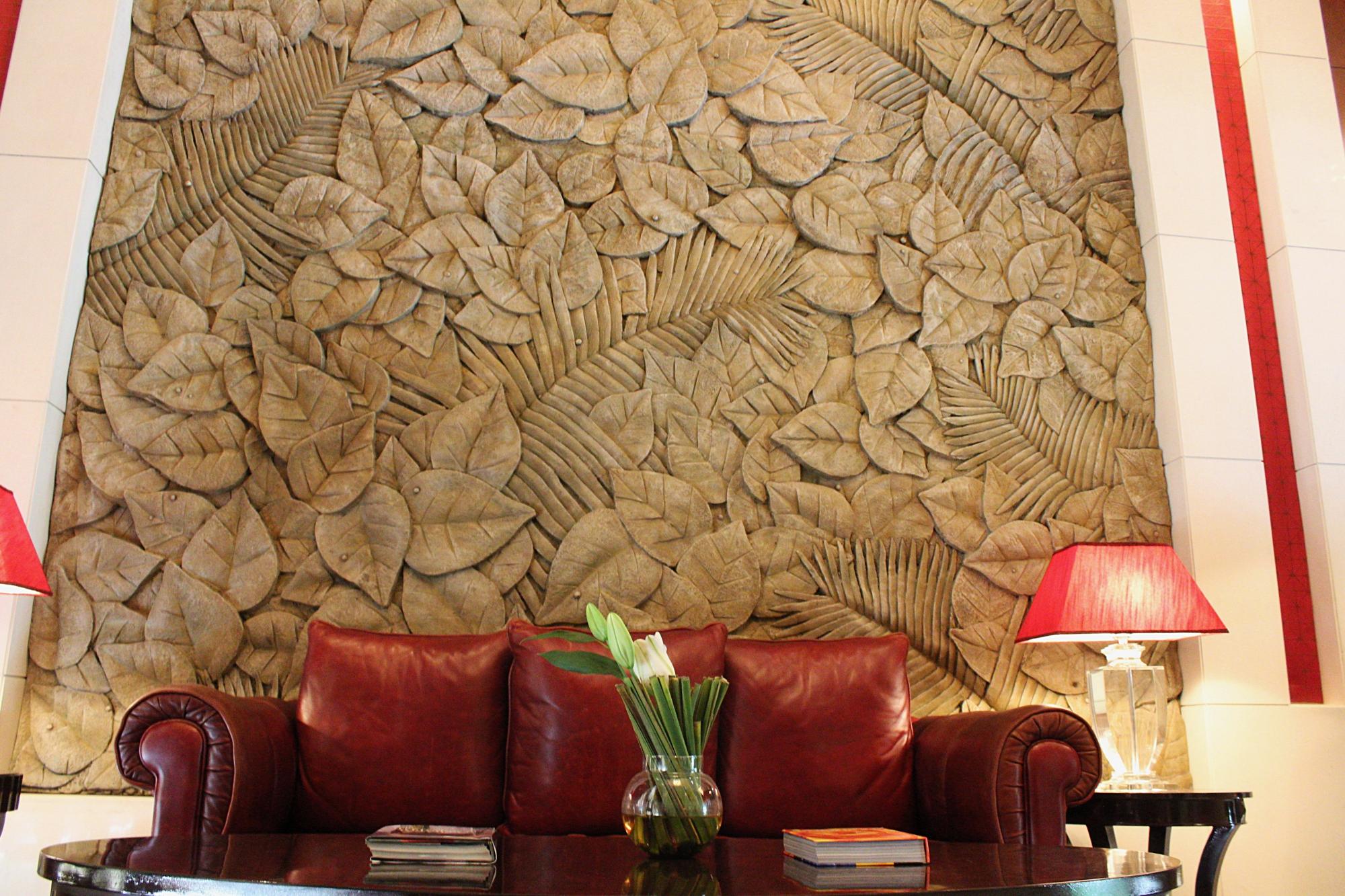 Marriott Suites Pune Lobby