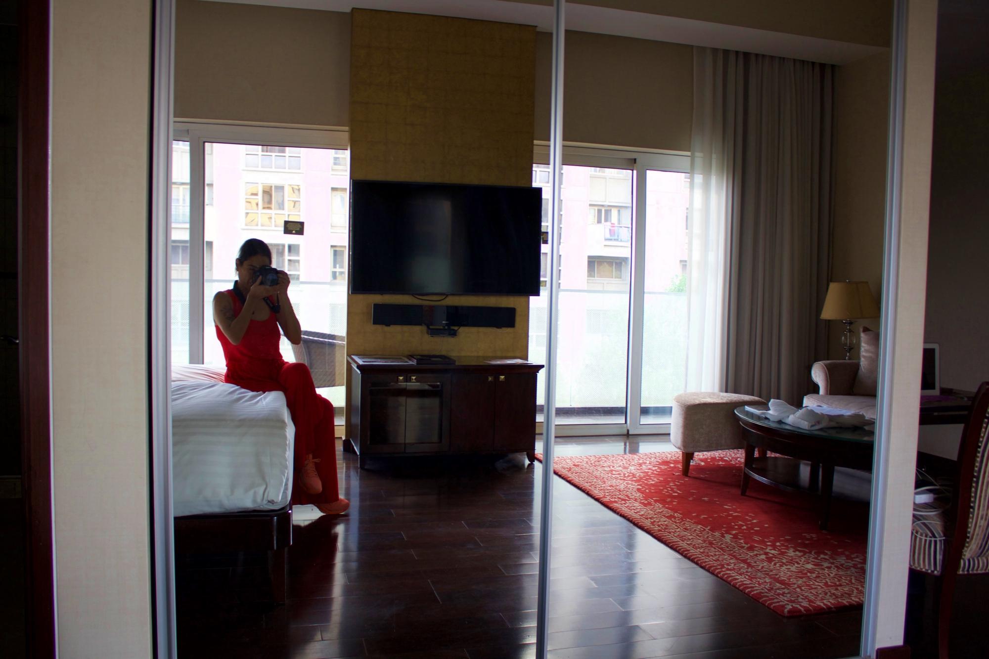 Marriott Suites Pune Studio Suite