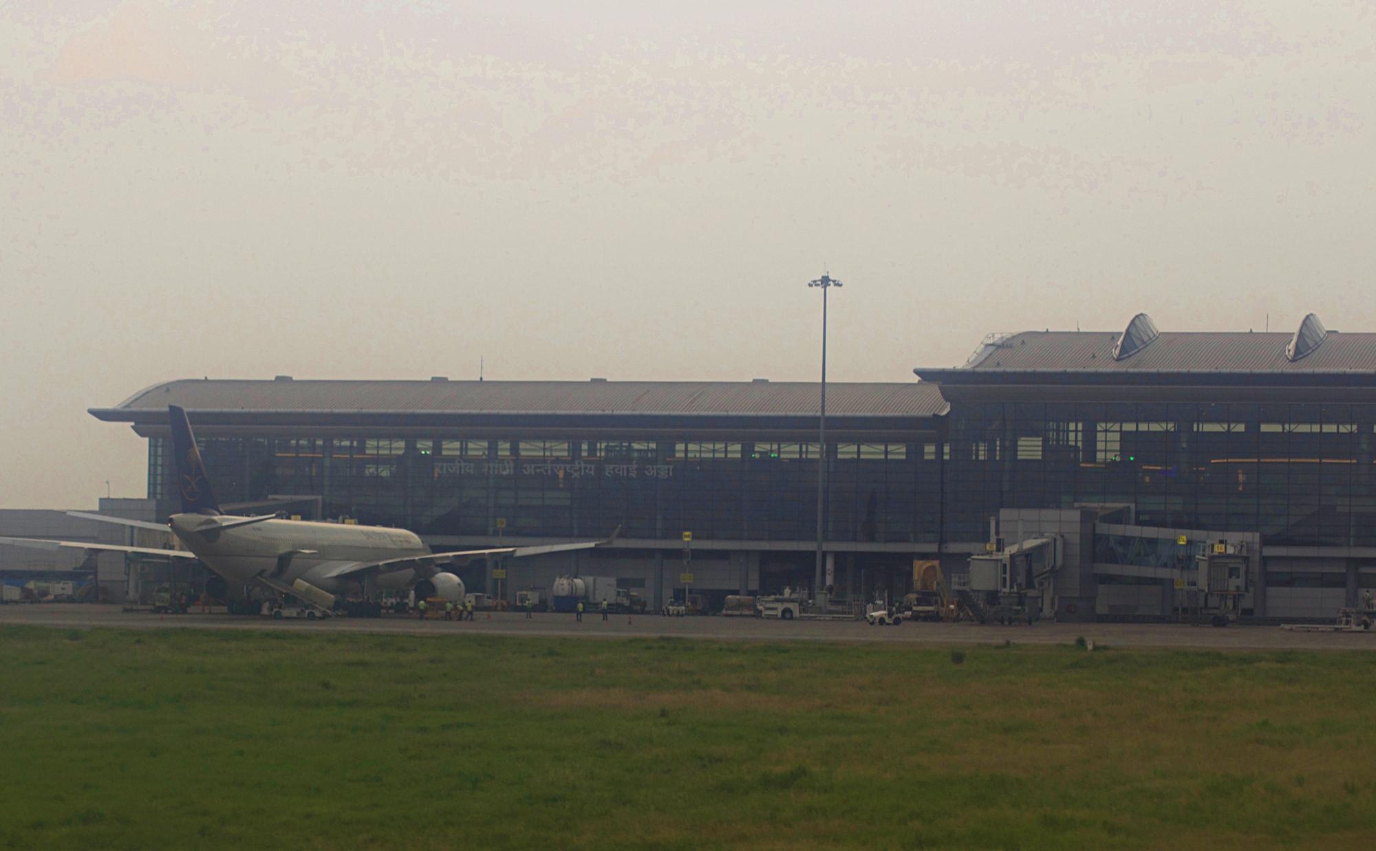 Rajiv Gandhi Airport Hyderabad