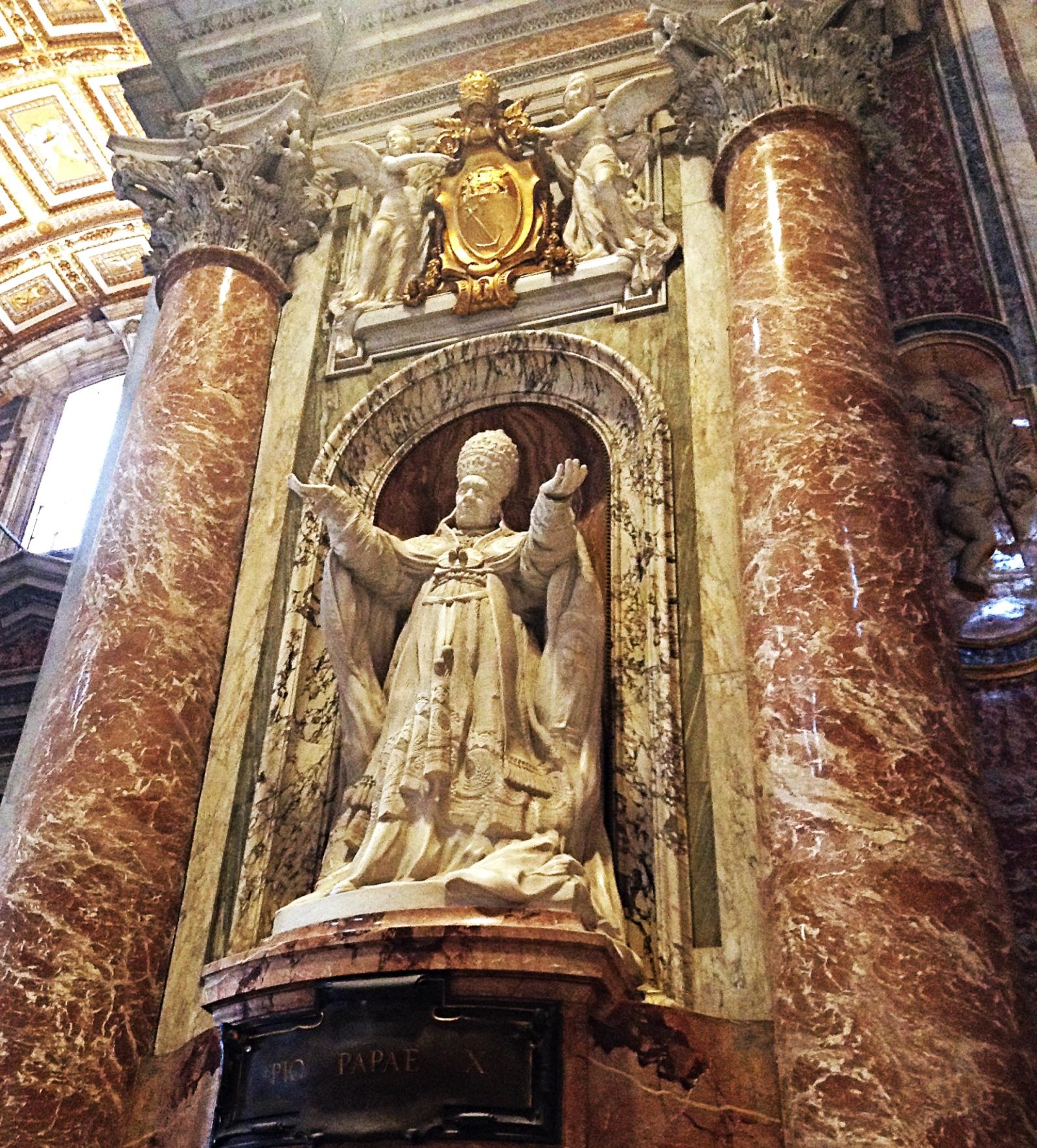 Sistine Chapel Pope