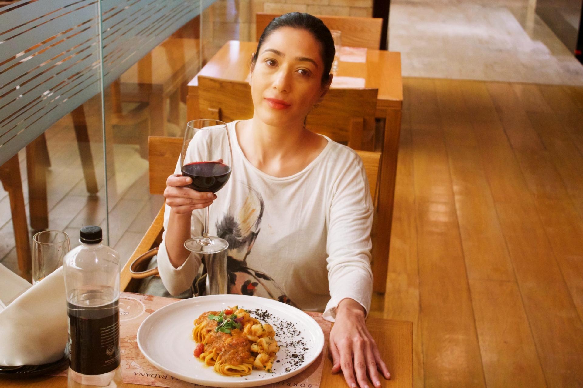 Sorrisso Pune Italian Lunch
