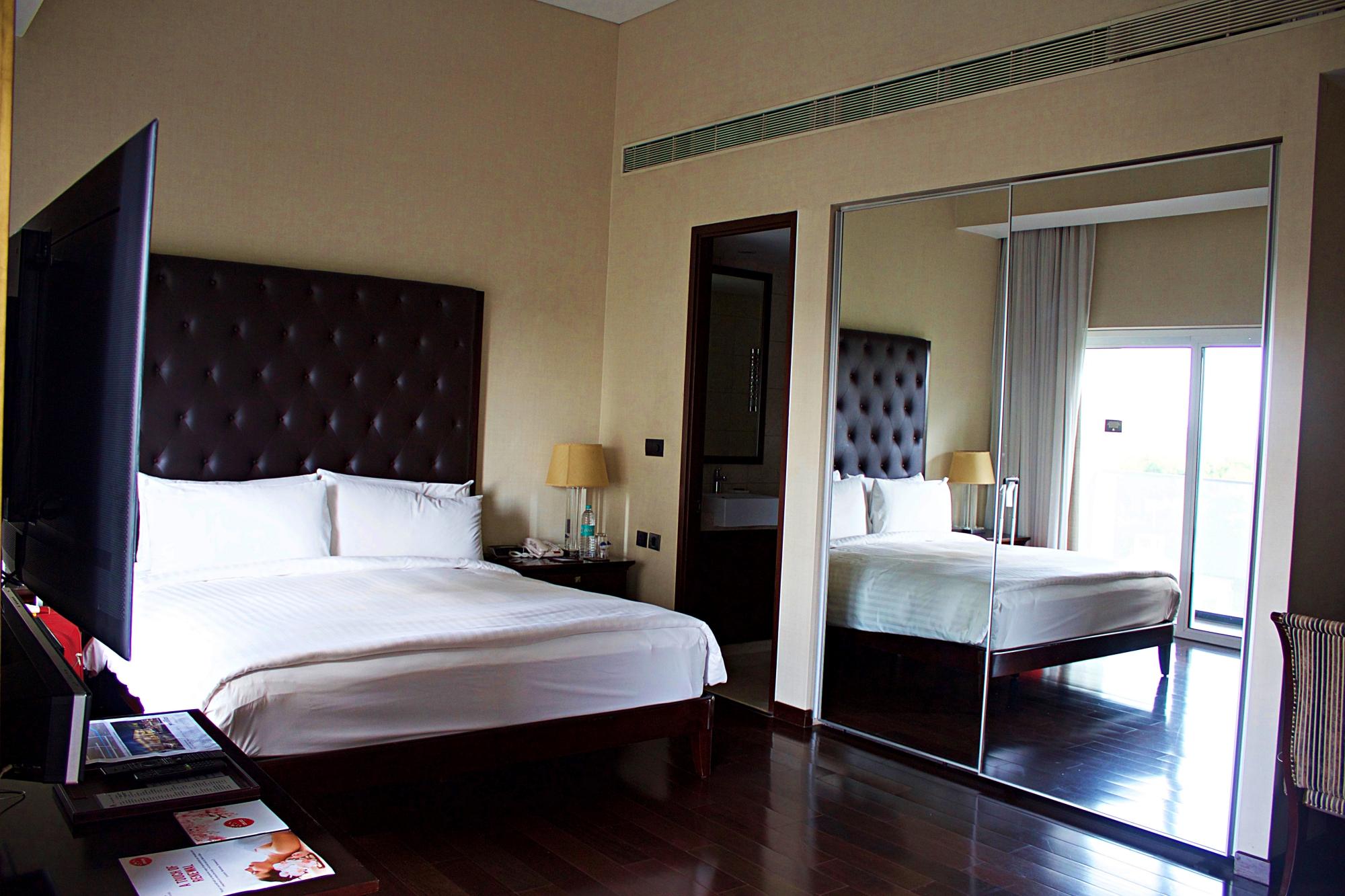 Studio Suite Marriott Suites Pune