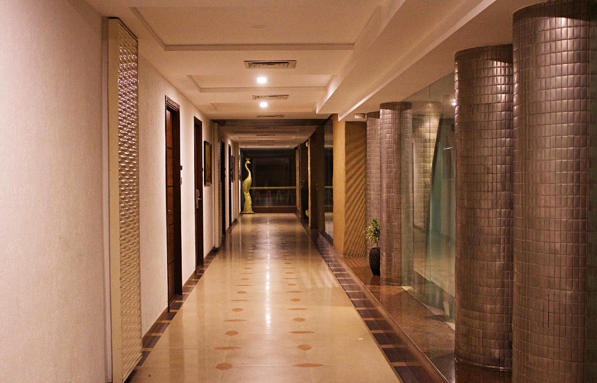 The Corinthians Suite Lobby