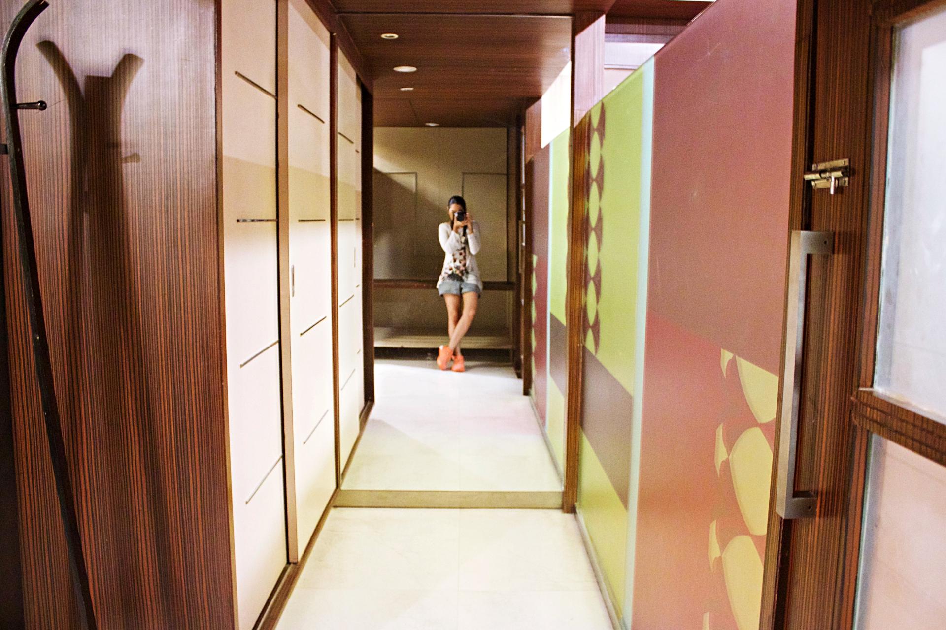 The Corinthians Suite Washroom Walk in Closet