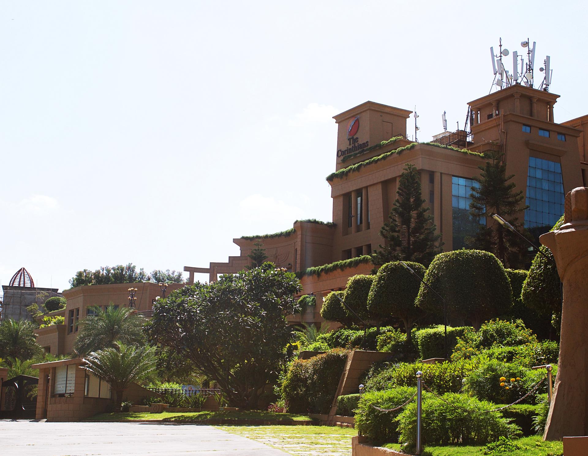 The Corinthians Resort