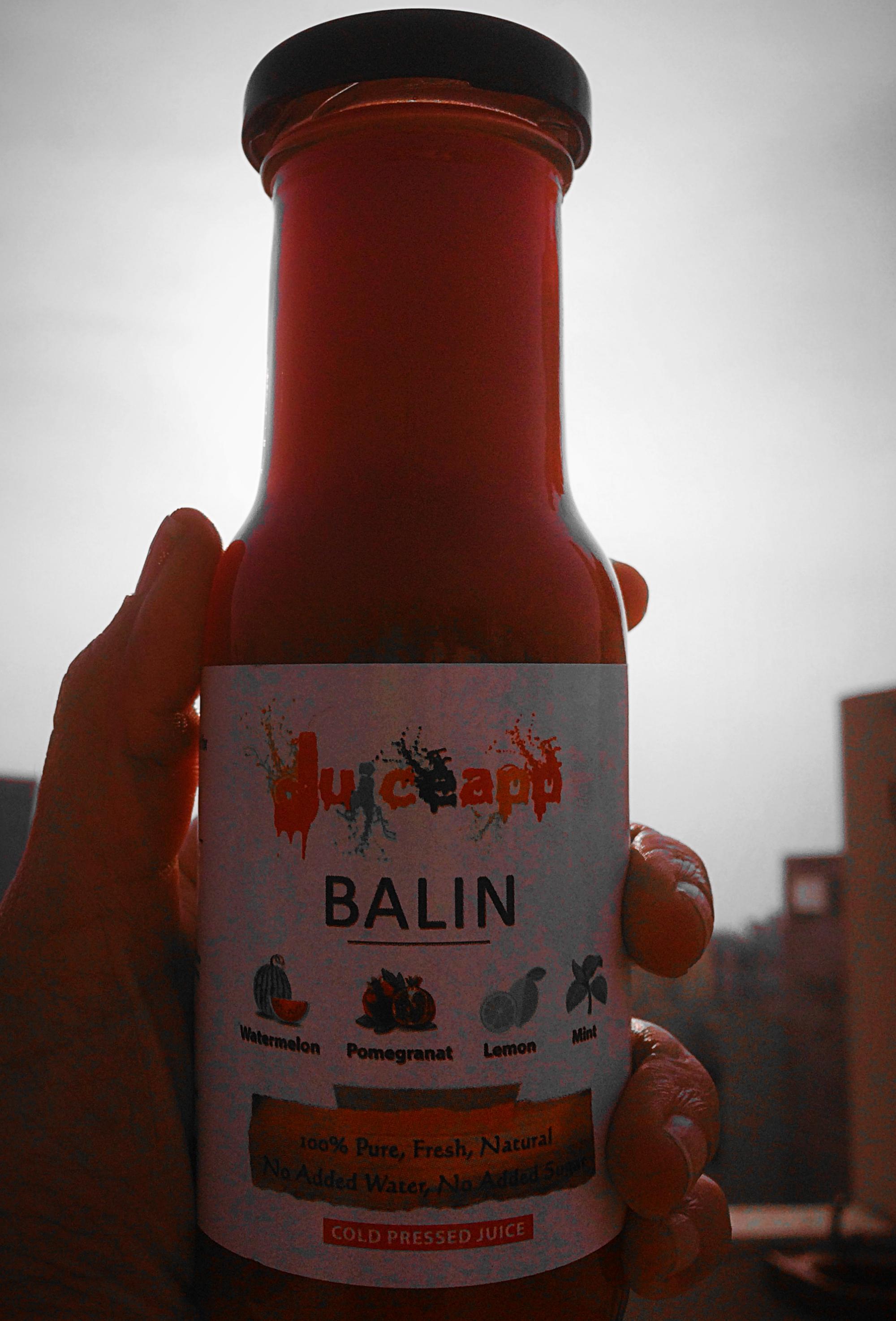 Balin Juice App