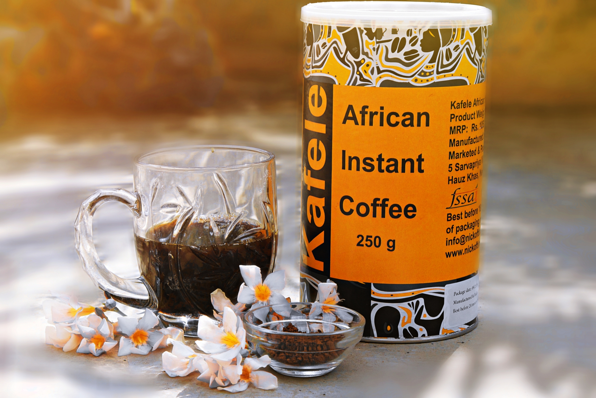 Kafele Kenyan Coffee