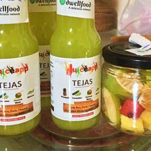 Juice App Day 3 Tejas