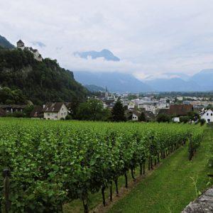 Liechtenstein Vaduz Castle