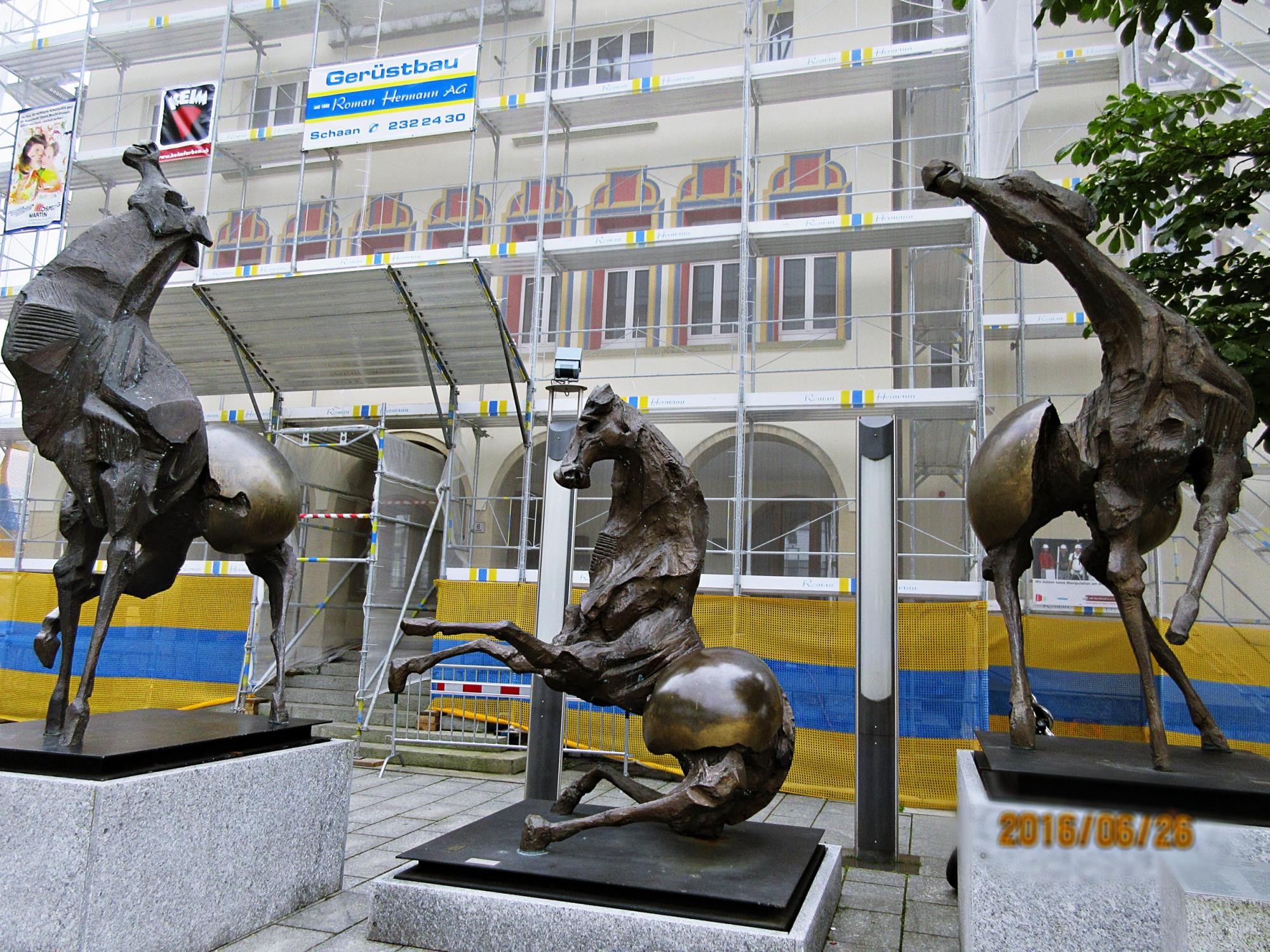 Liechtenstein Tre Cavalli
