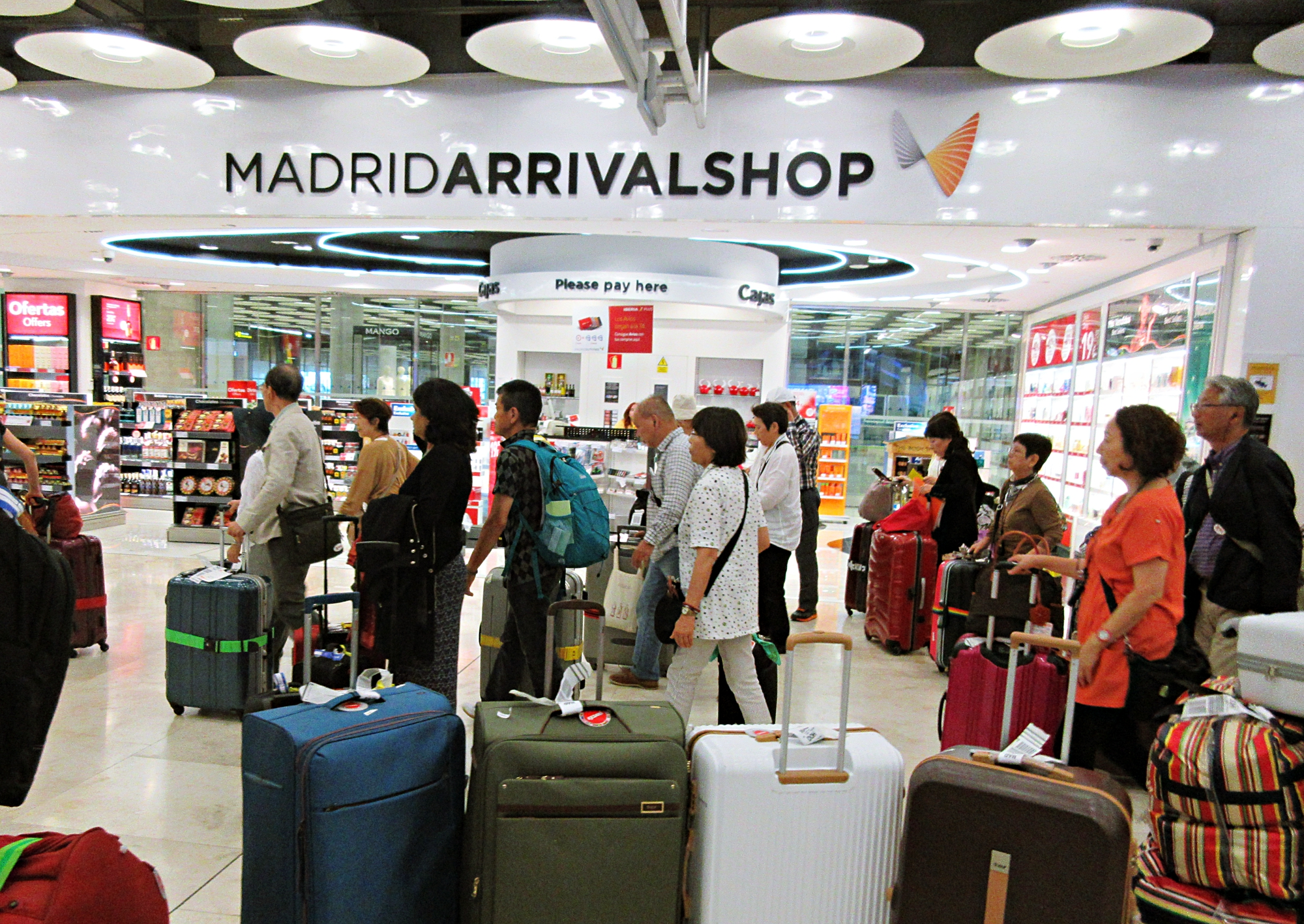 Madrid Airport