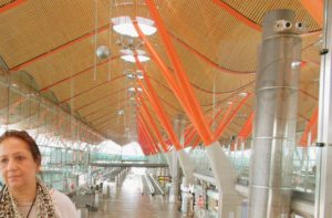 Madrid Barajas Airport Arrival