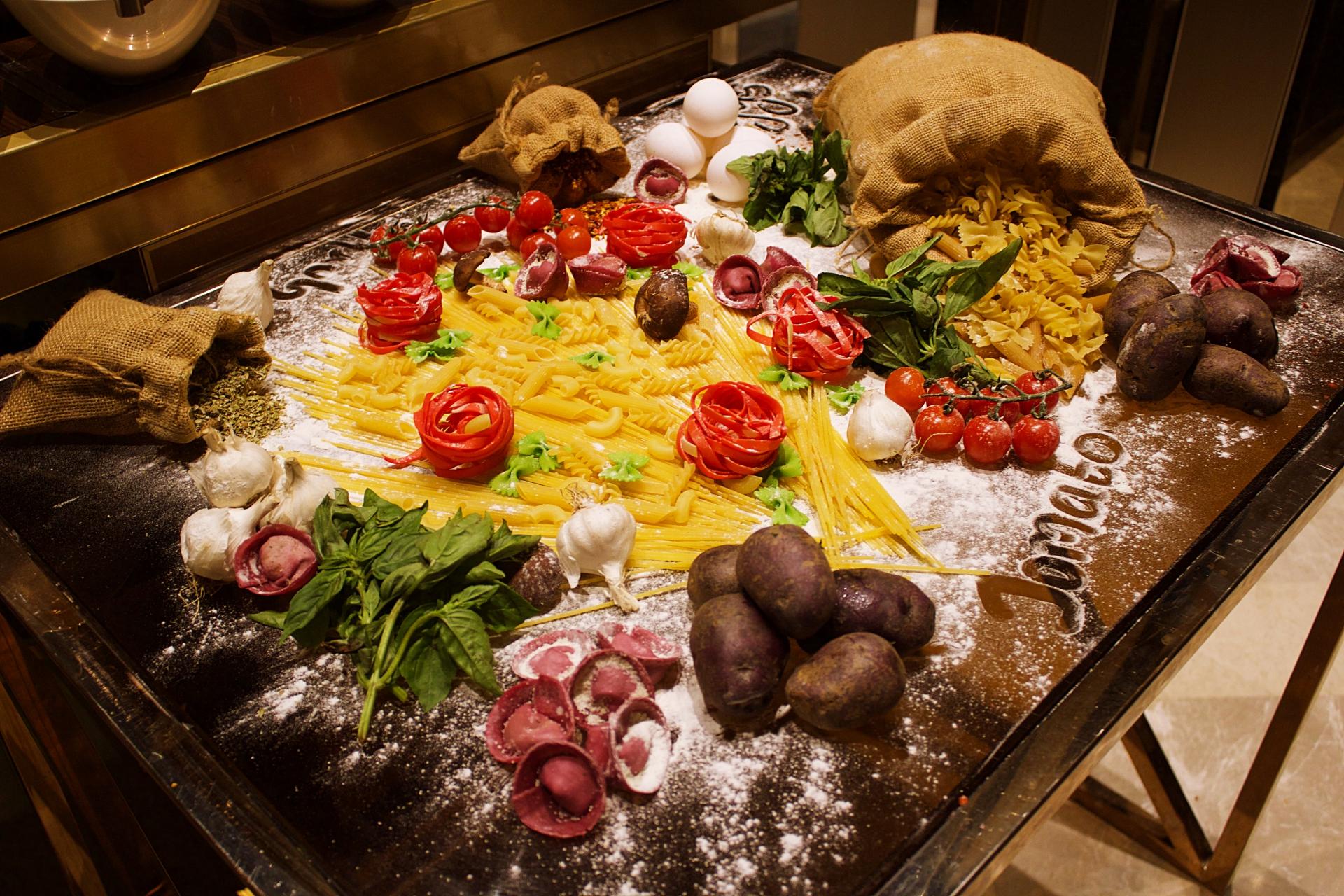 Marriott Indore Italian Food Festival