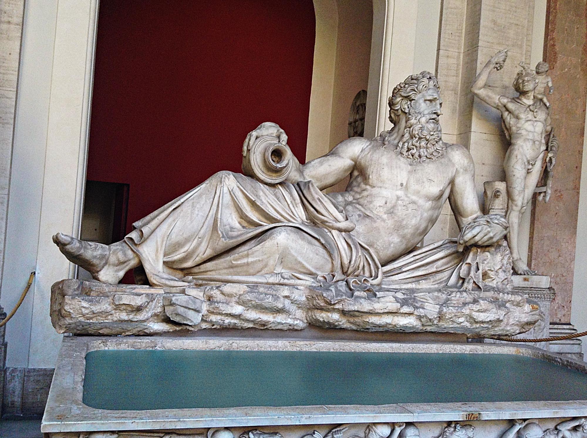 Vatican Museum Sculptures
