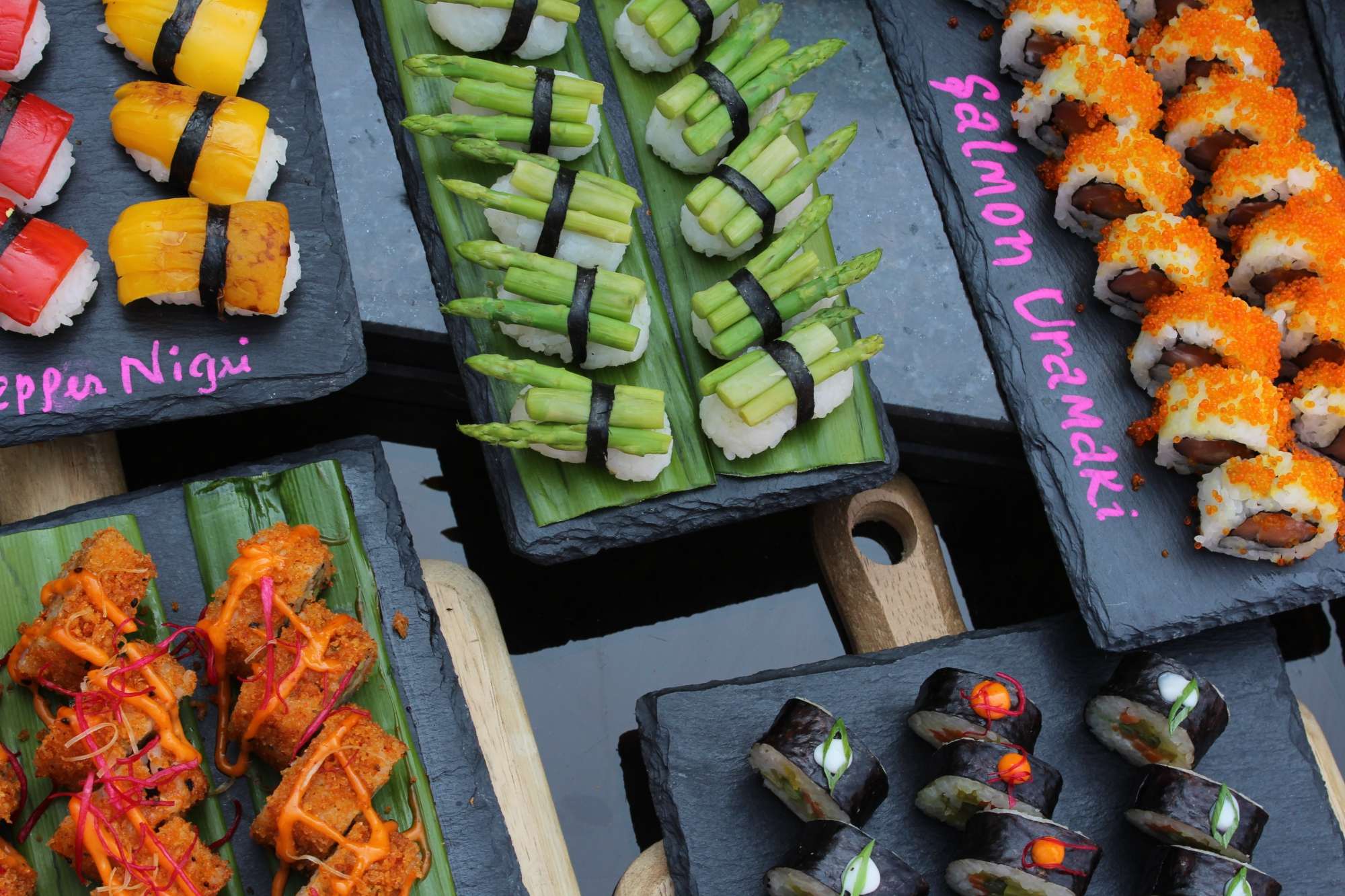 Indore Marriott Sushi