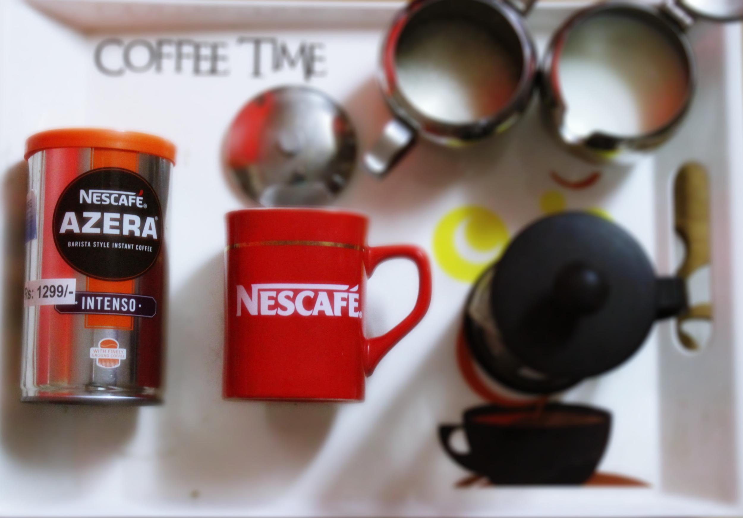 Nescafe Azera Barista Style Coffee