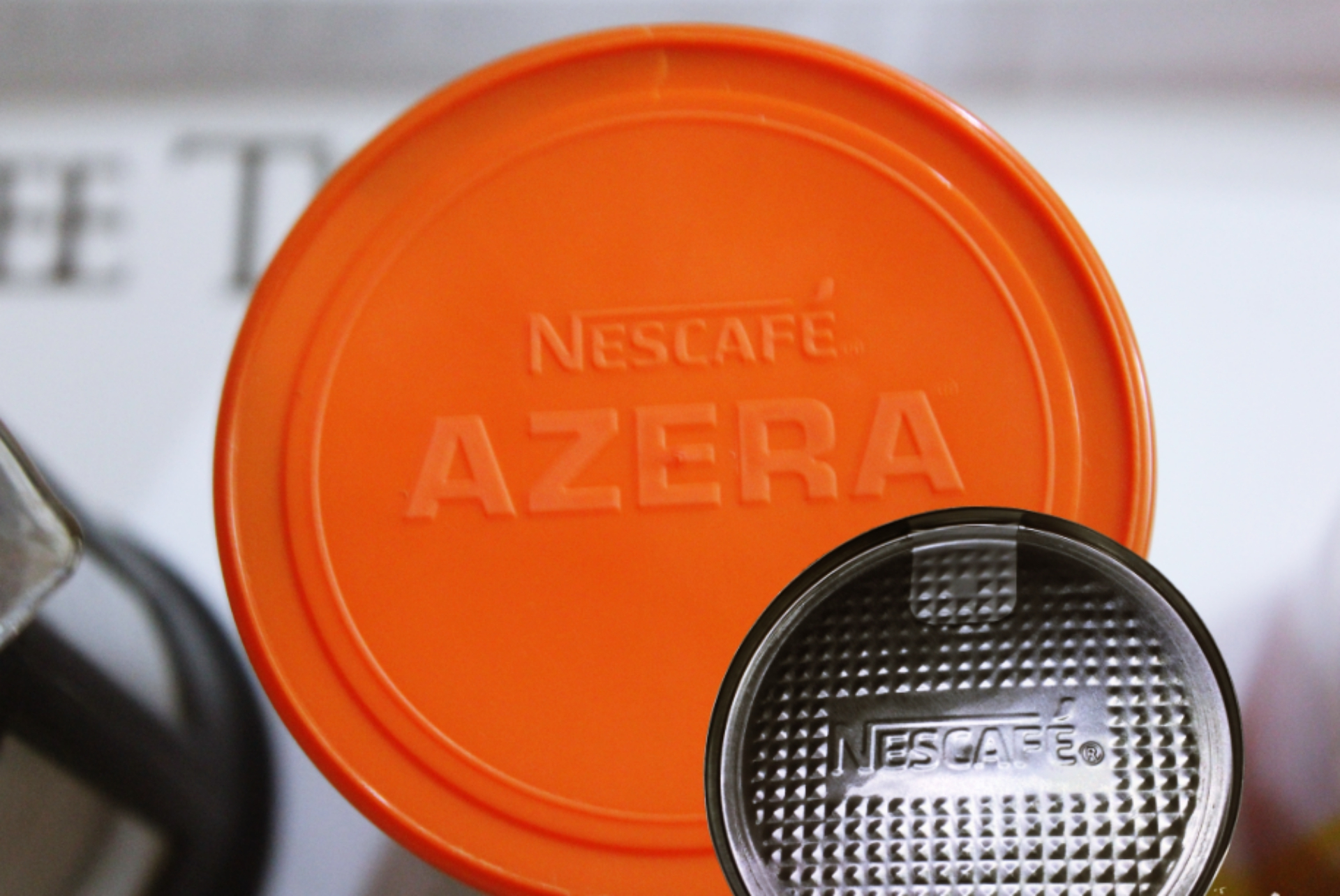 Nescafe Azera India