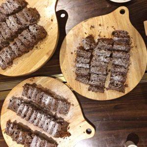 Origin of Christmas Brownies