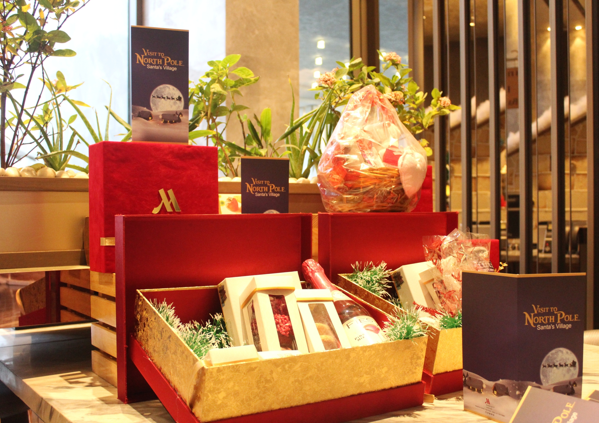 Christmas gifts Indore Marriott