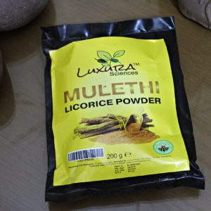 Luxura Sciences Mulethi Powder
