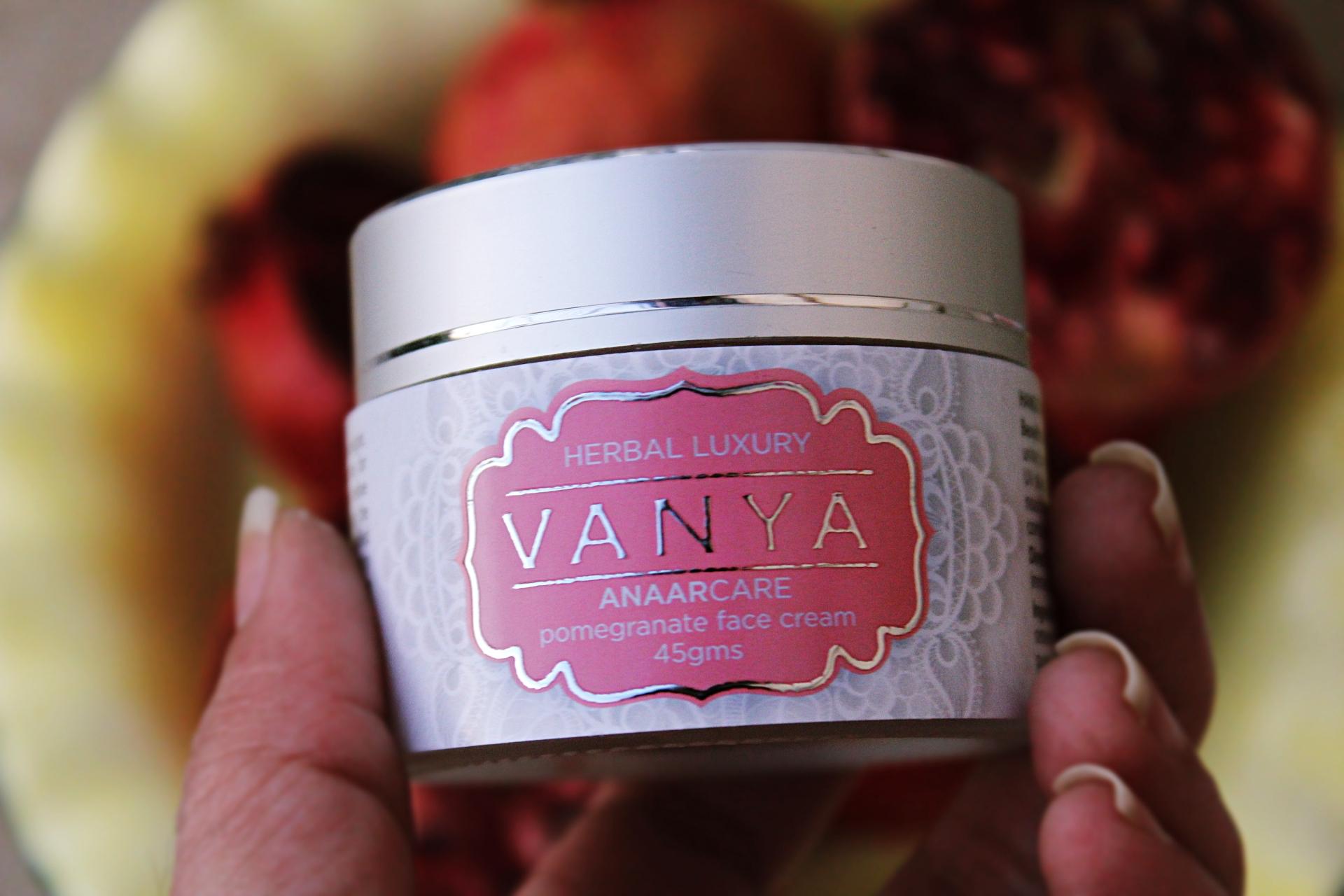 Pomegranate Face Cream