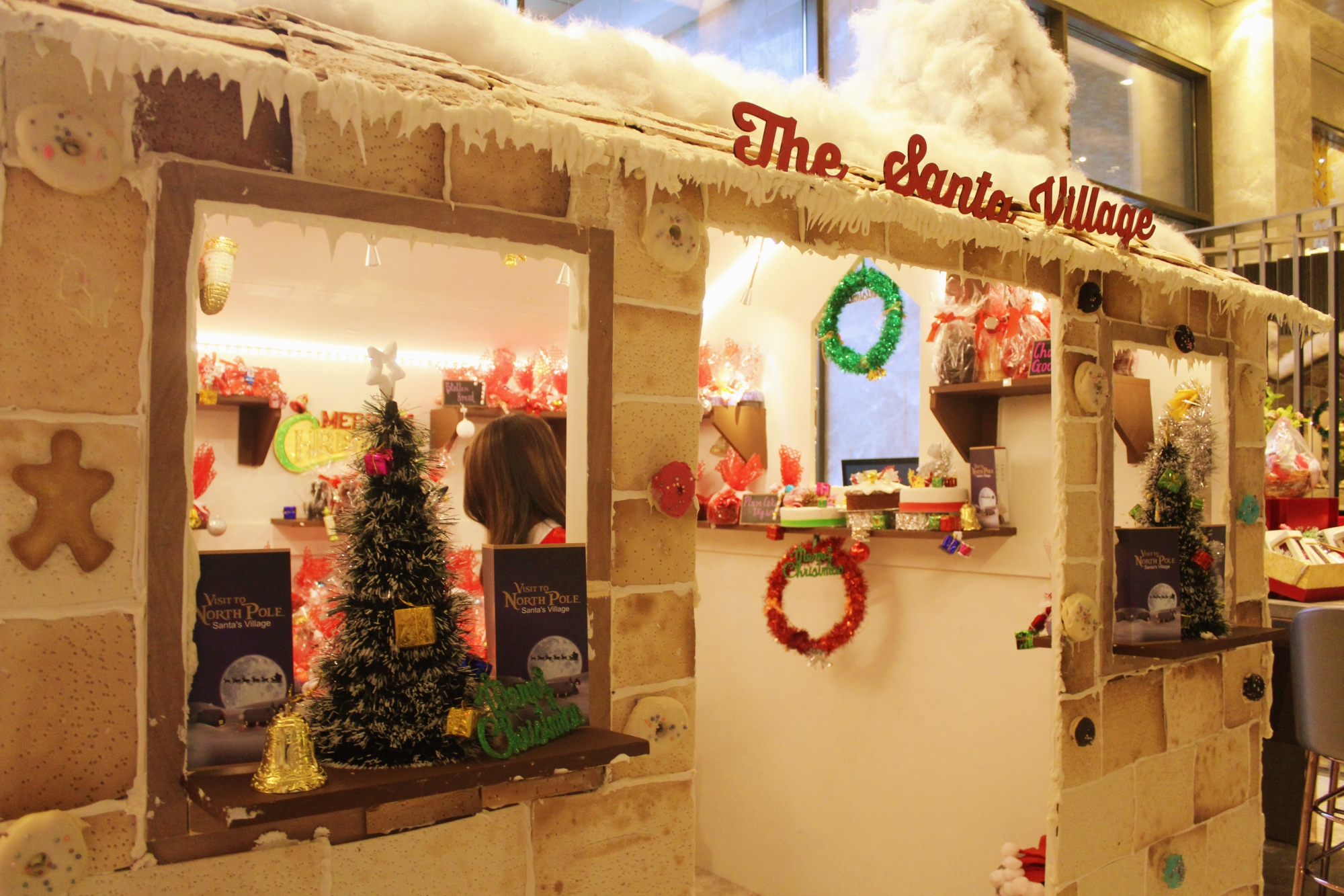 Take a Trip to the North Pole With Marriott Indore | Krazy Butterfly