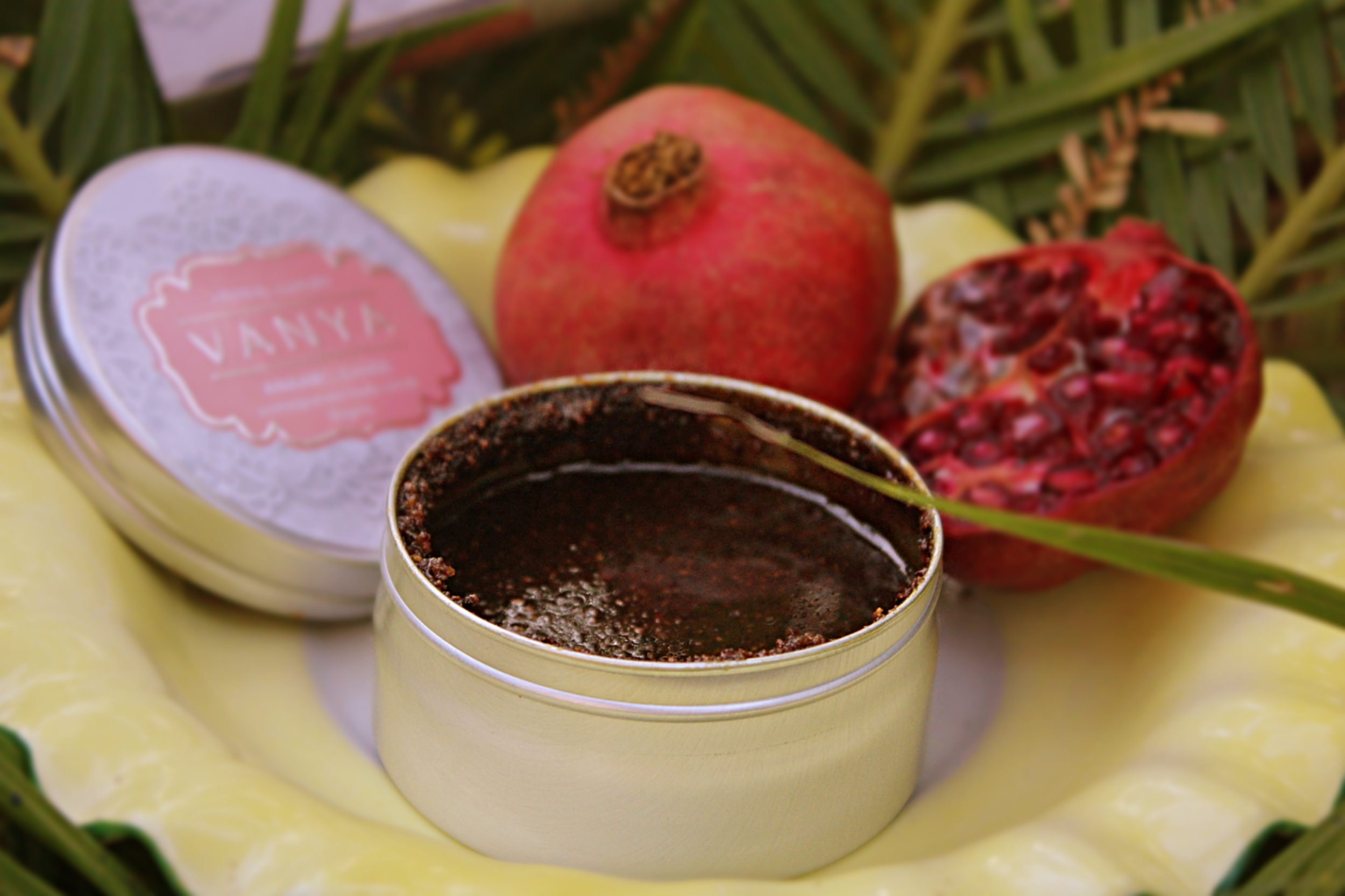 Vanya Body Scrub