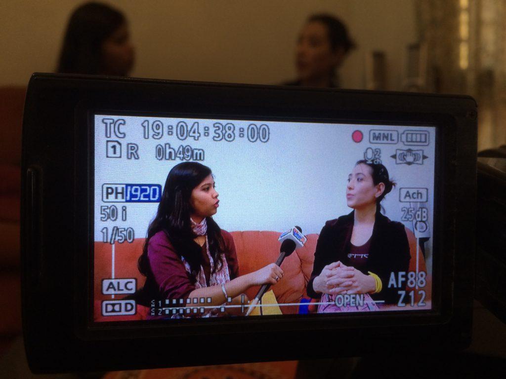 Veidehi Gite BTV Interview