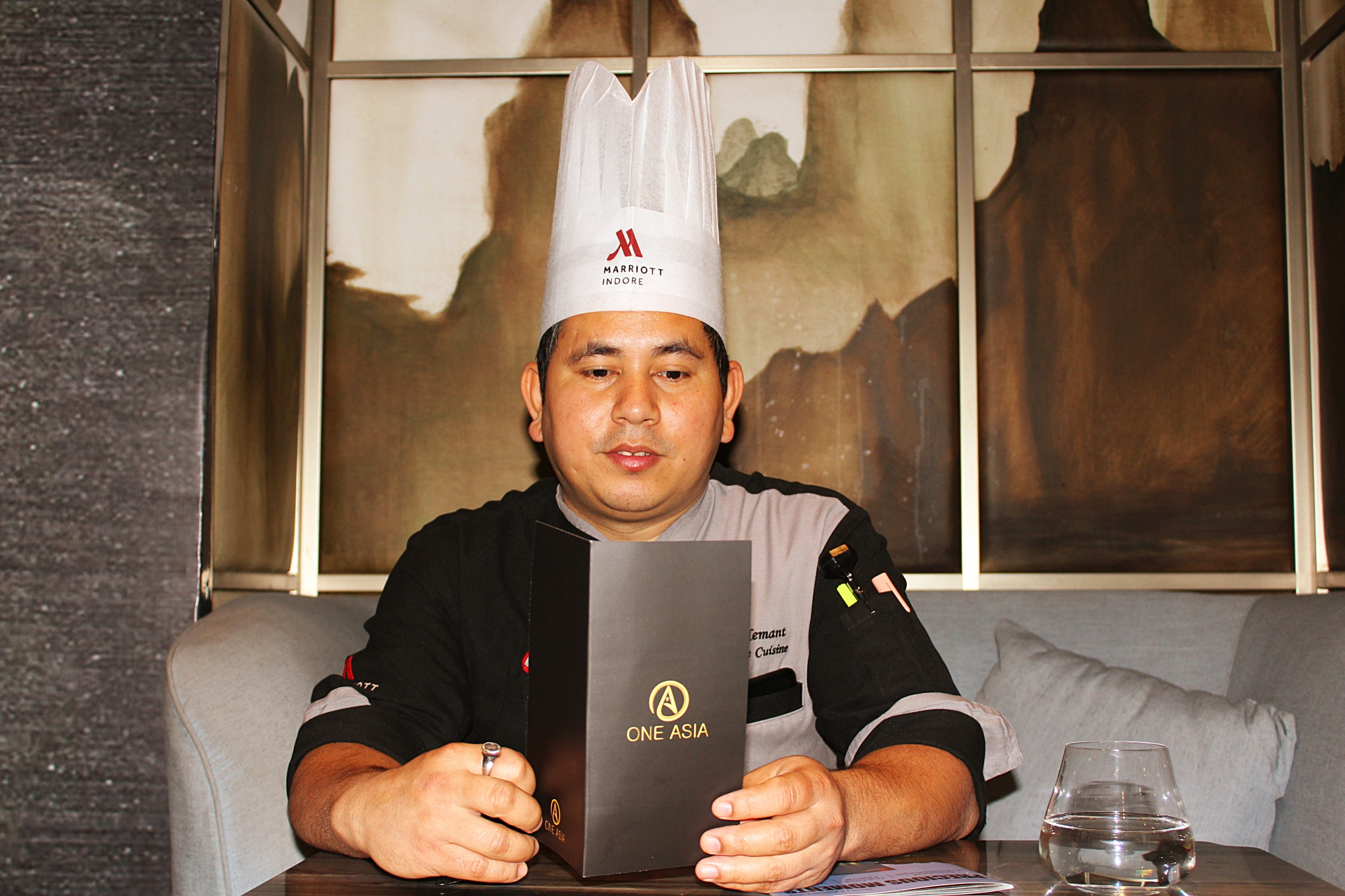 Chef Hemant Sharki