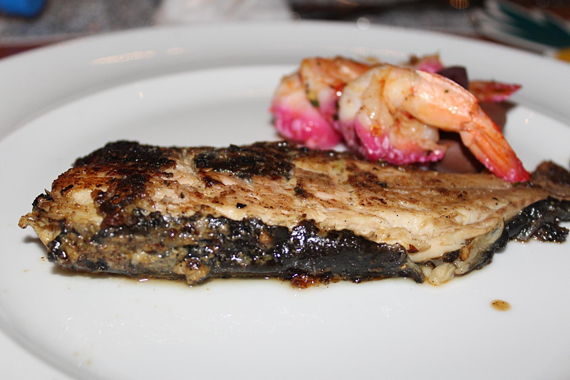Marriott Dijon Mustard Fish