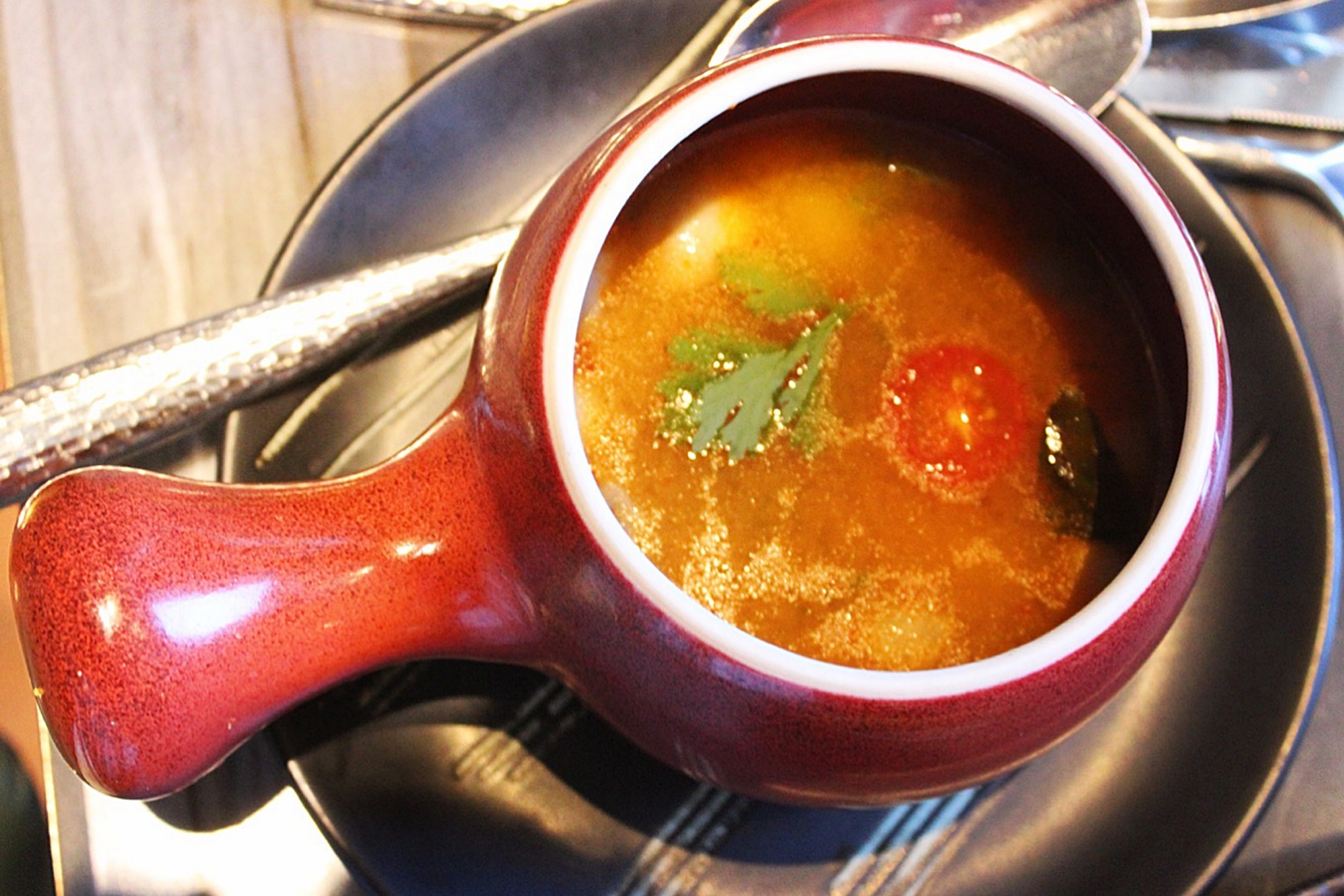 One Asia Tom Yum Soup