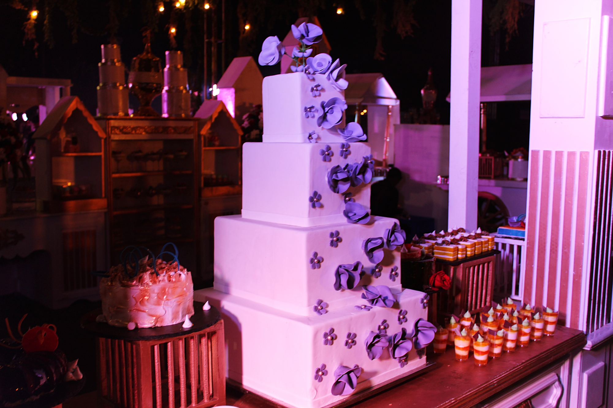 Shaadi By Marriott Cakes