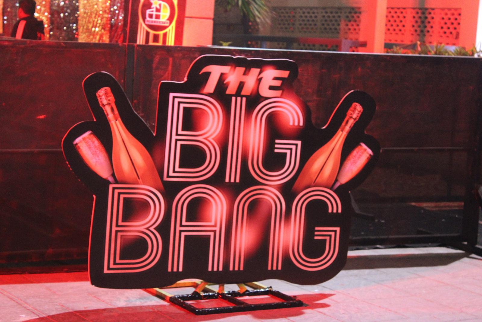 The Big Bang Indore Marriott