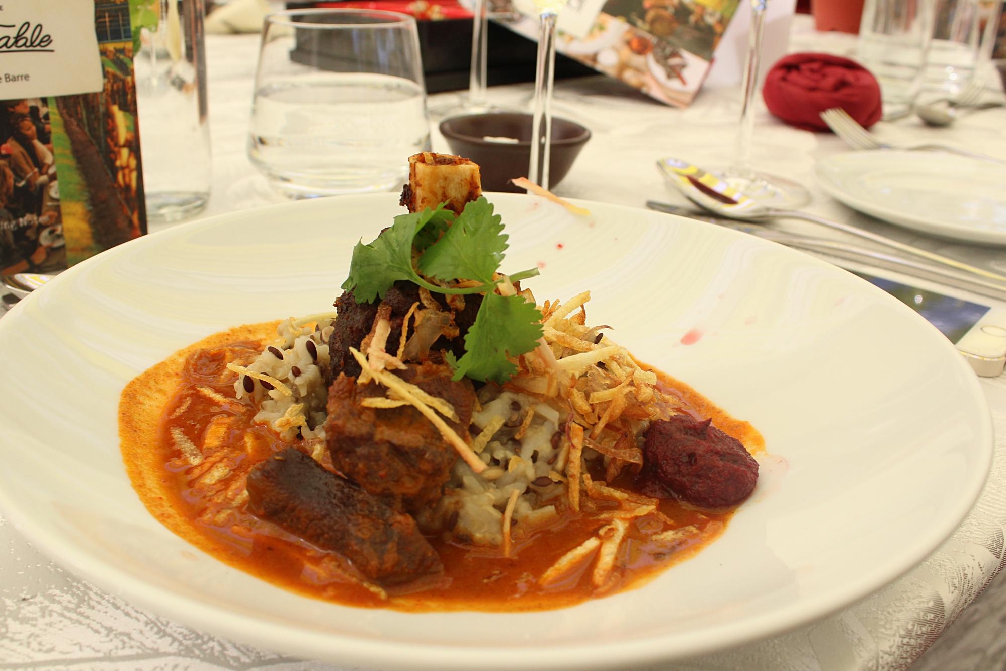 Indore Marriott Mutton Khichda