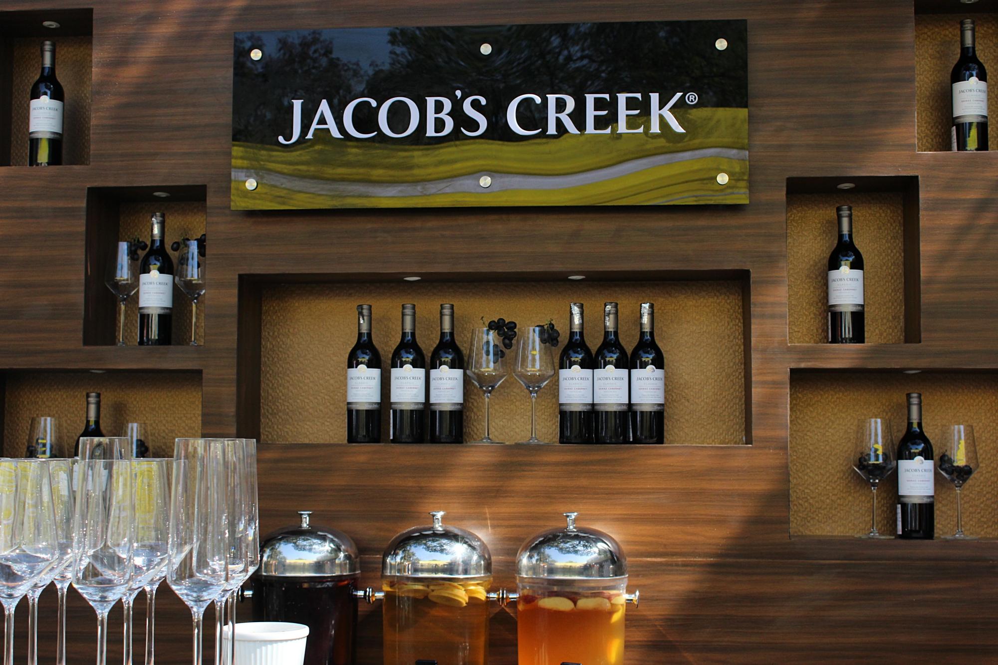 Jacobs Creek Indore Marriott