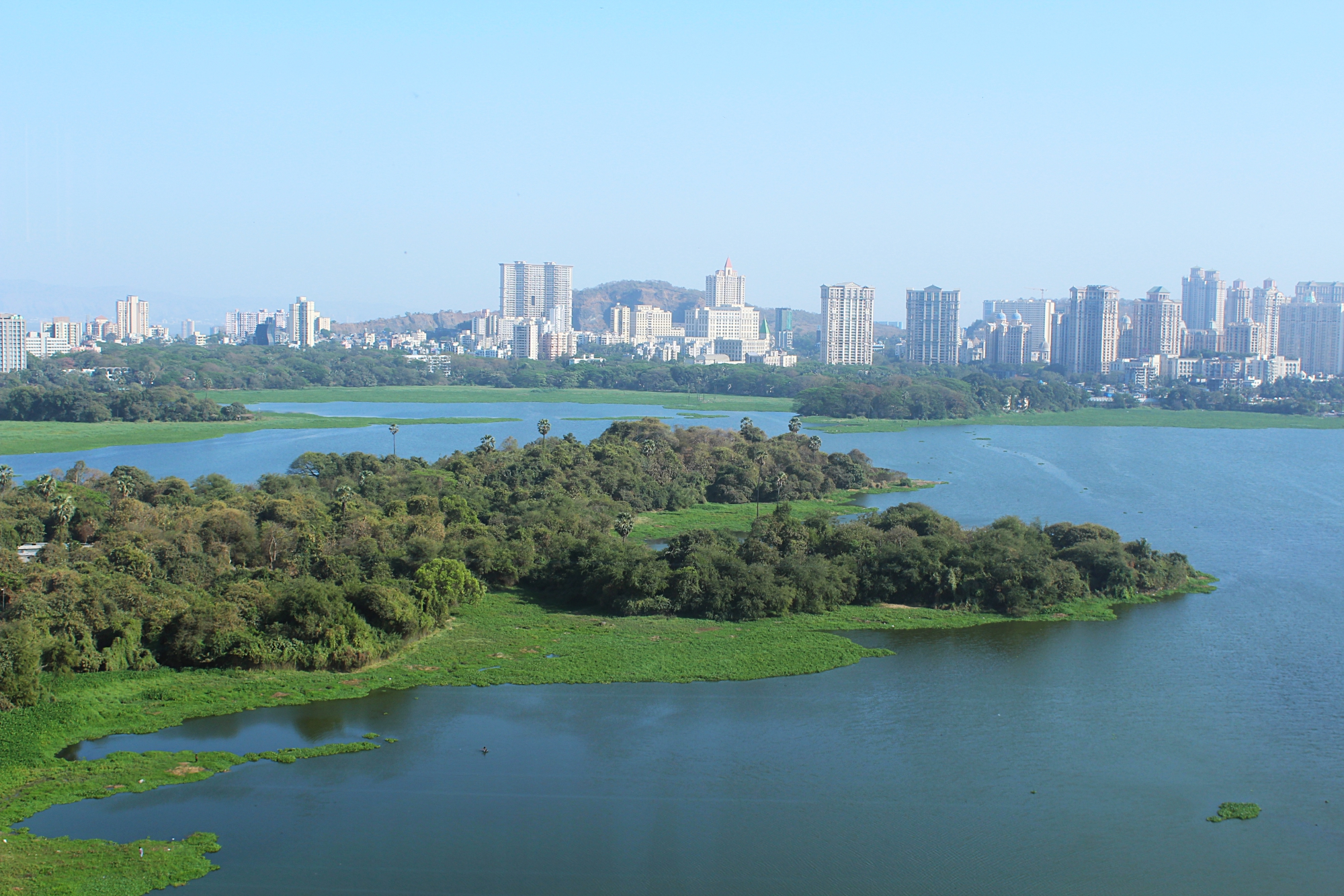 Powai Lake Suite Views