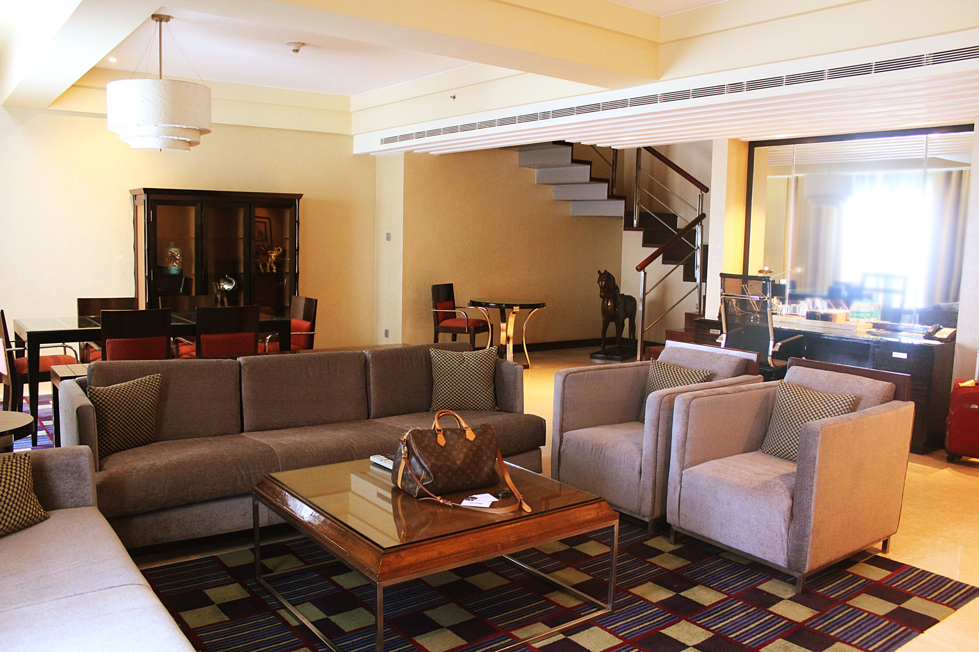 Renaissance Mumbai Duplex Suite