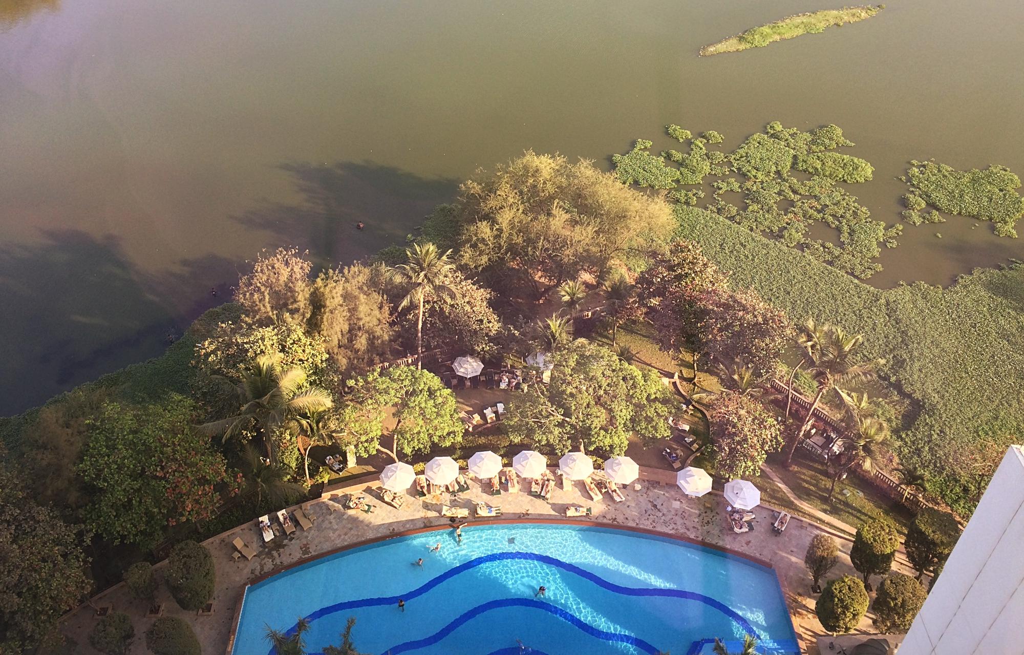 Renaissance Mumbai Outdoor Pool