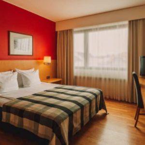 Sokos Hotel Presdentti Room