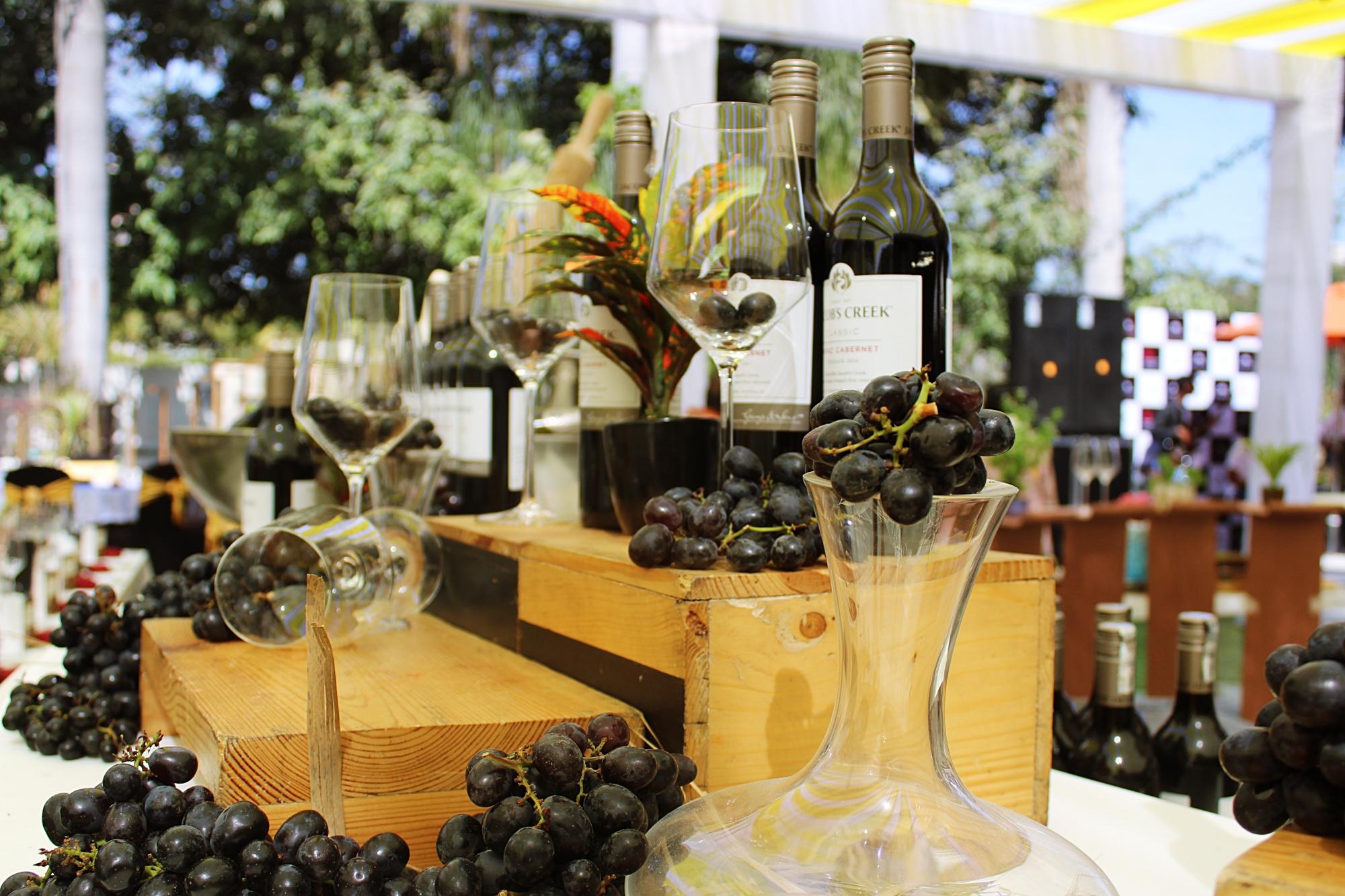 Wine Tasting Indore Marriott