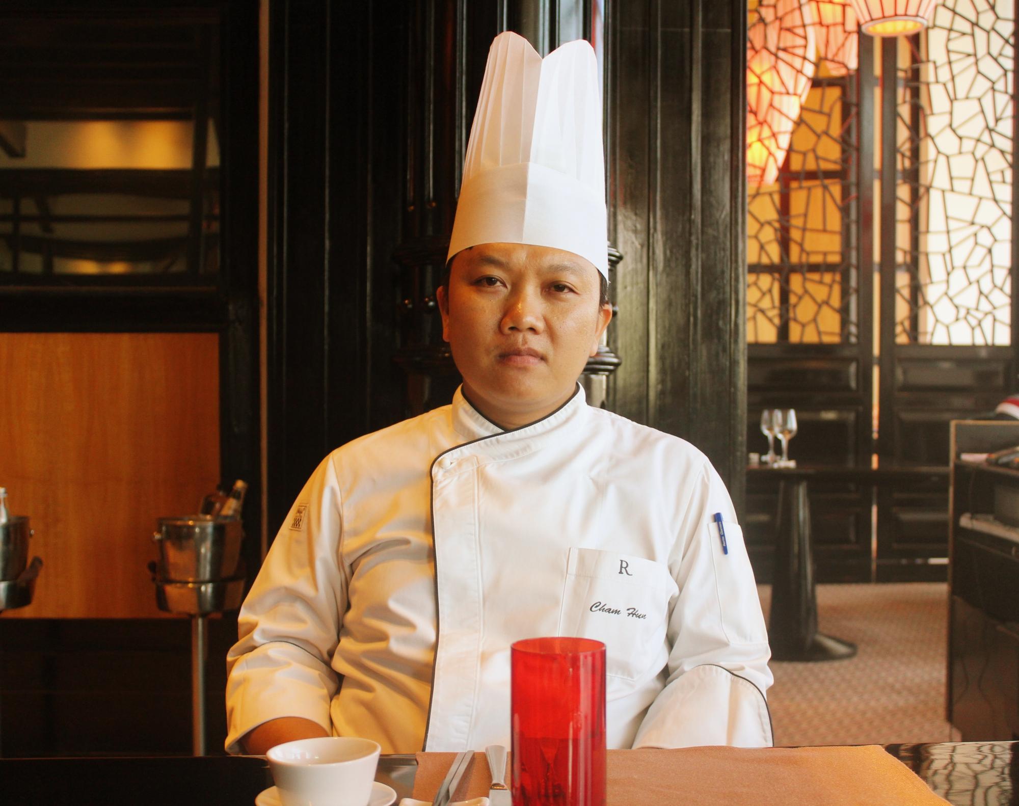 Chef Cham Hun