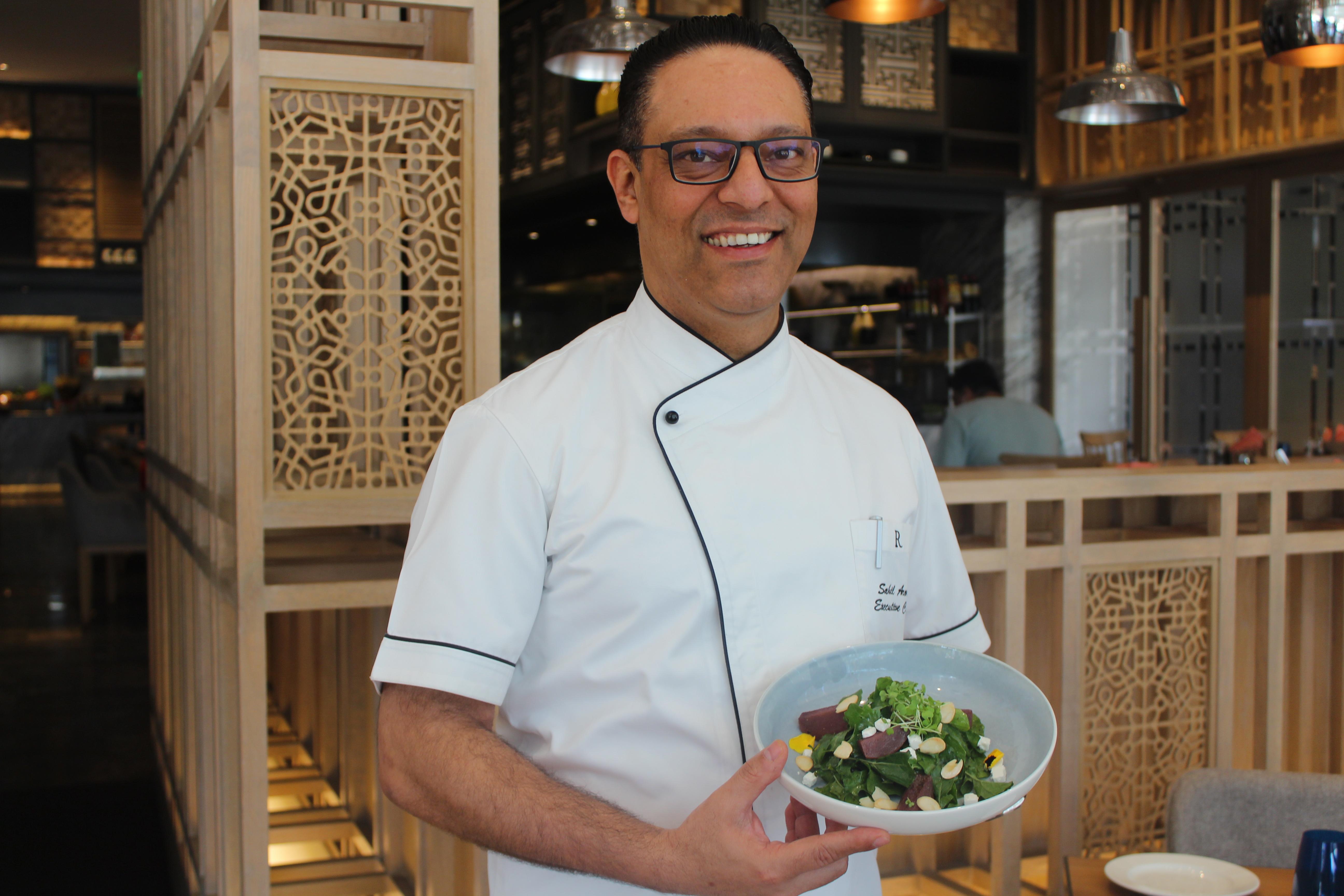 Executive Chef Sahil Arora
