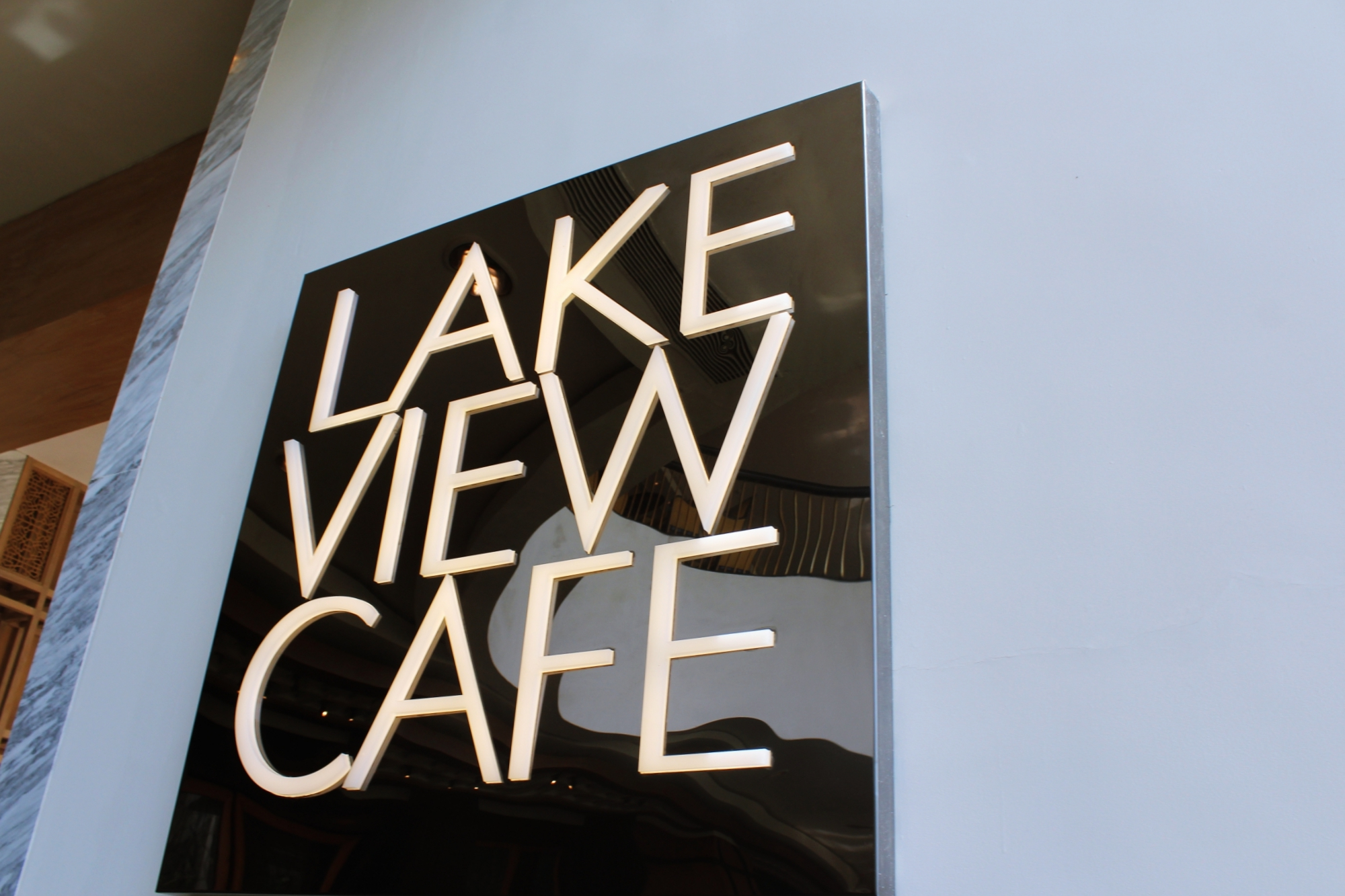 Lake View Cafe Mumbai