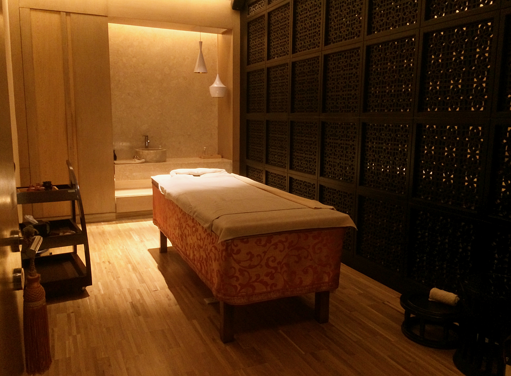 Quan Spa Room