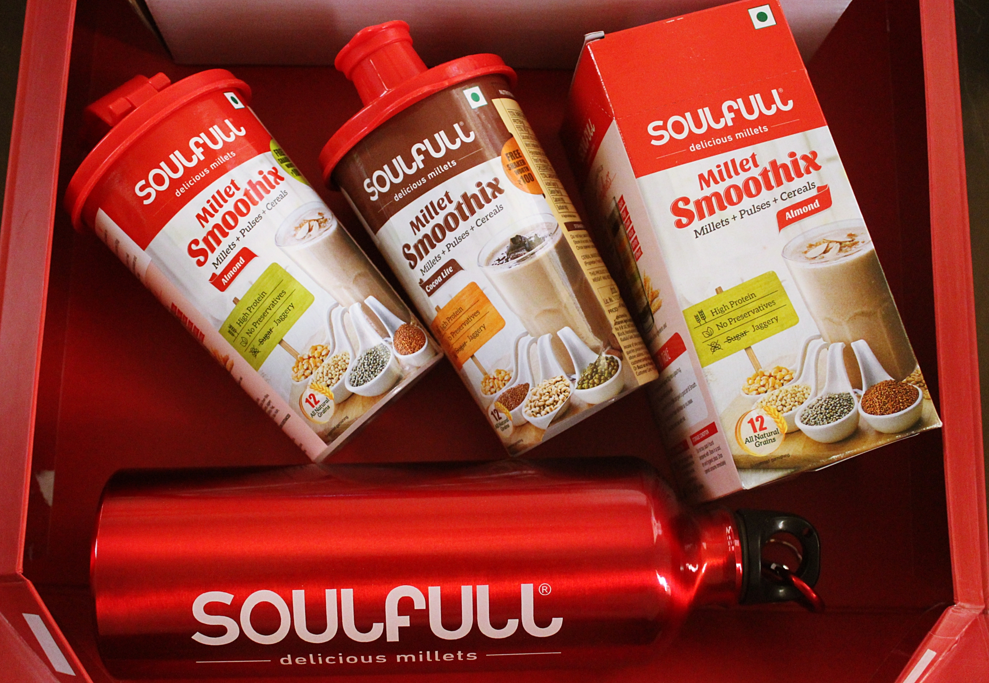 Soulfull Smoothix