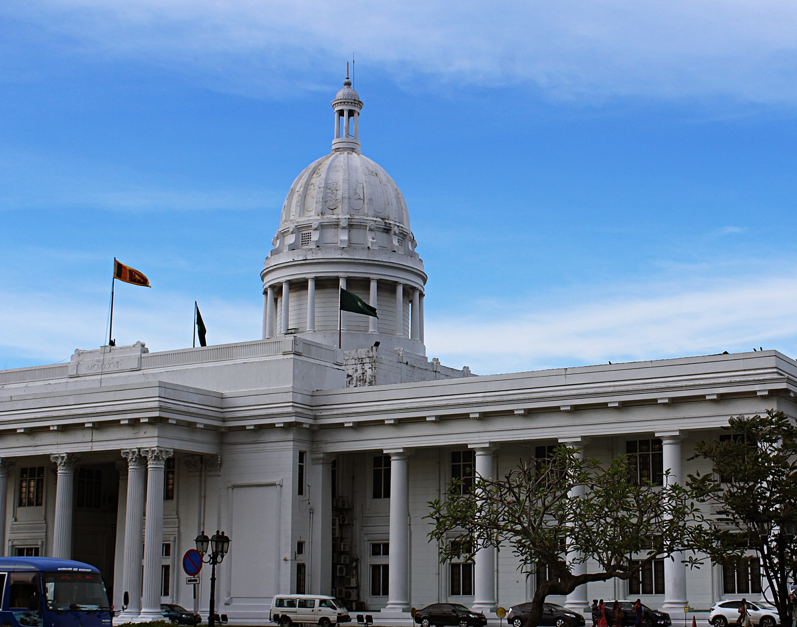 Colombo Town Hall New